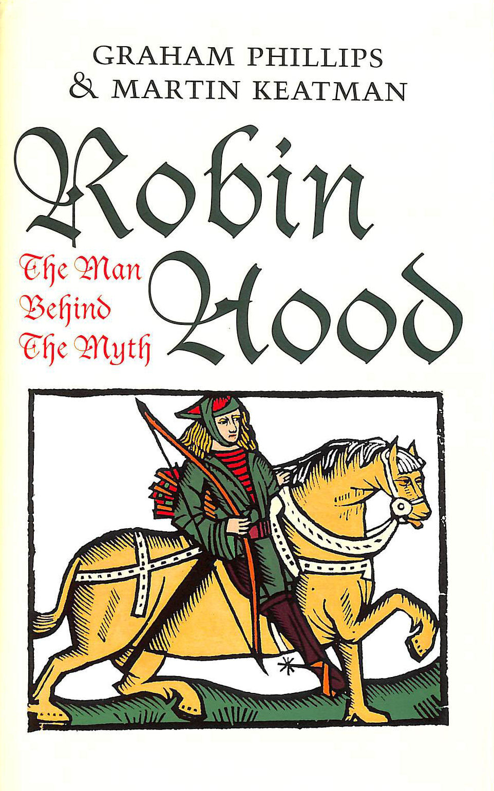 Image for Robin Hood: The Man Behind the Myth