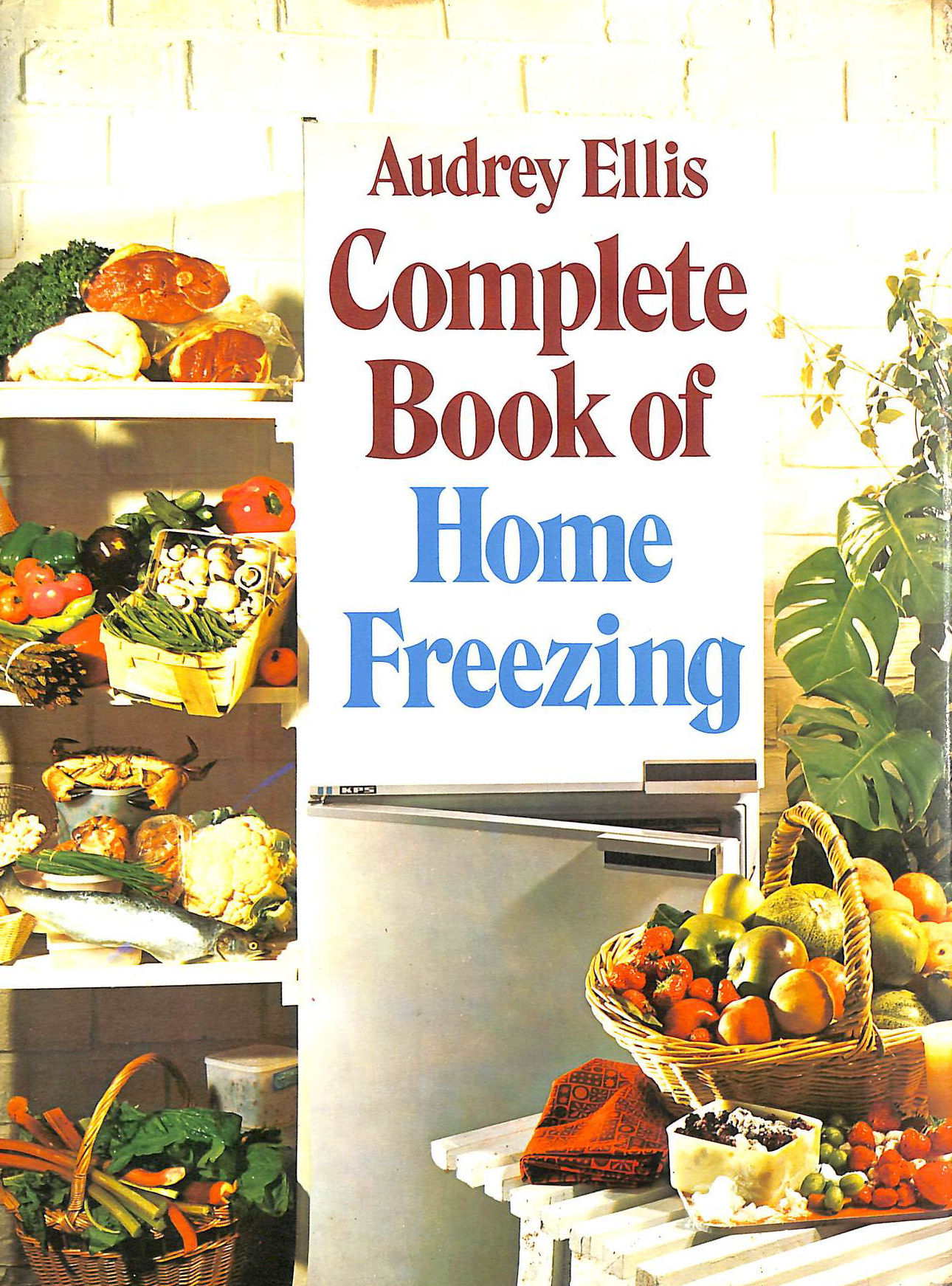Image for Complete Book of Home Freezing