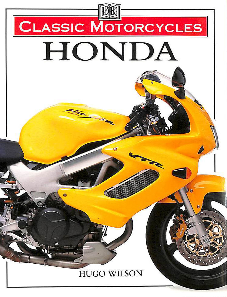 Image for Classic Motorcycles : Honda