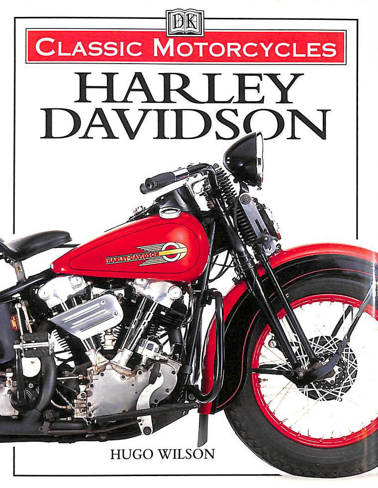 Image for Harley Davidson (Classic Motorcycles)