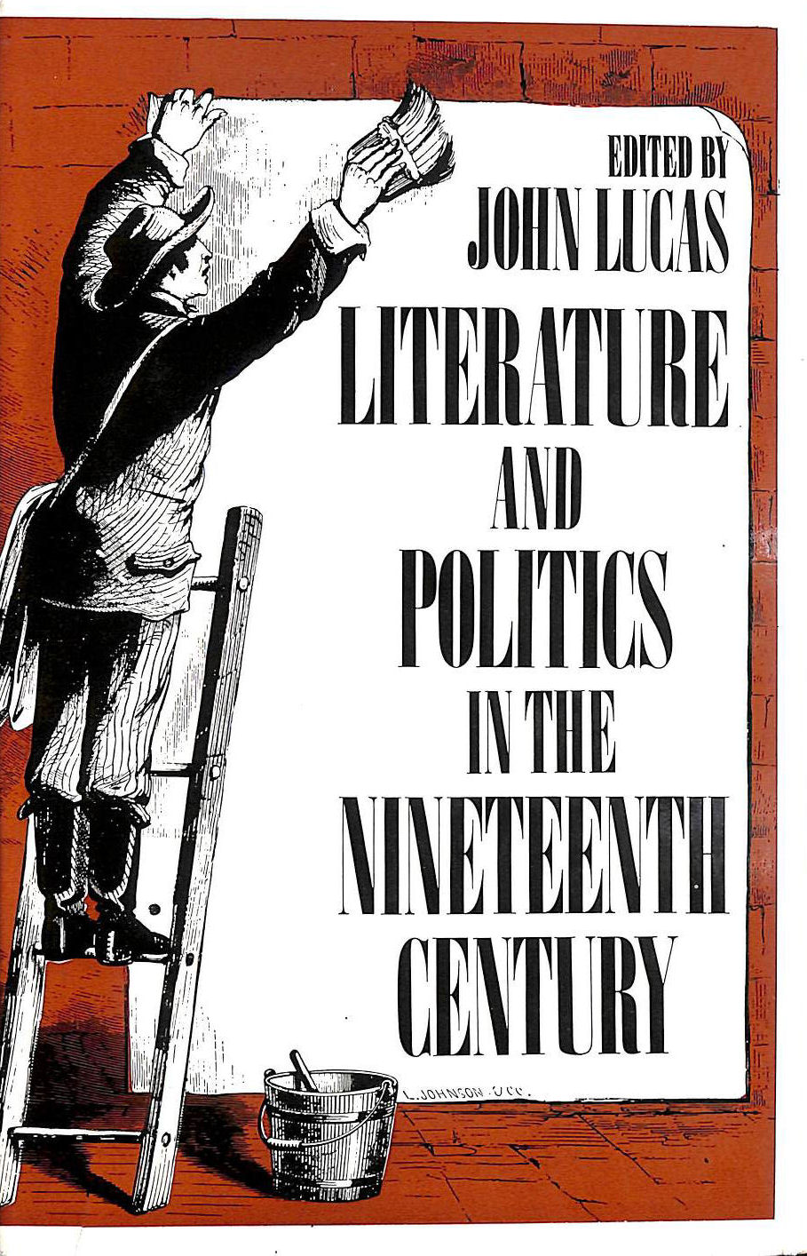 Image for Literature and Politics in the Nineteenth Century