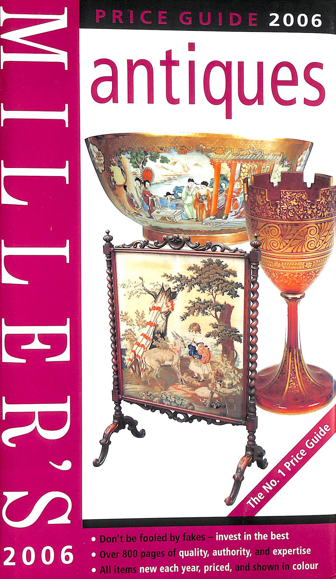 Image for Miller's Antiques Price Guide 2006 (Miller's)