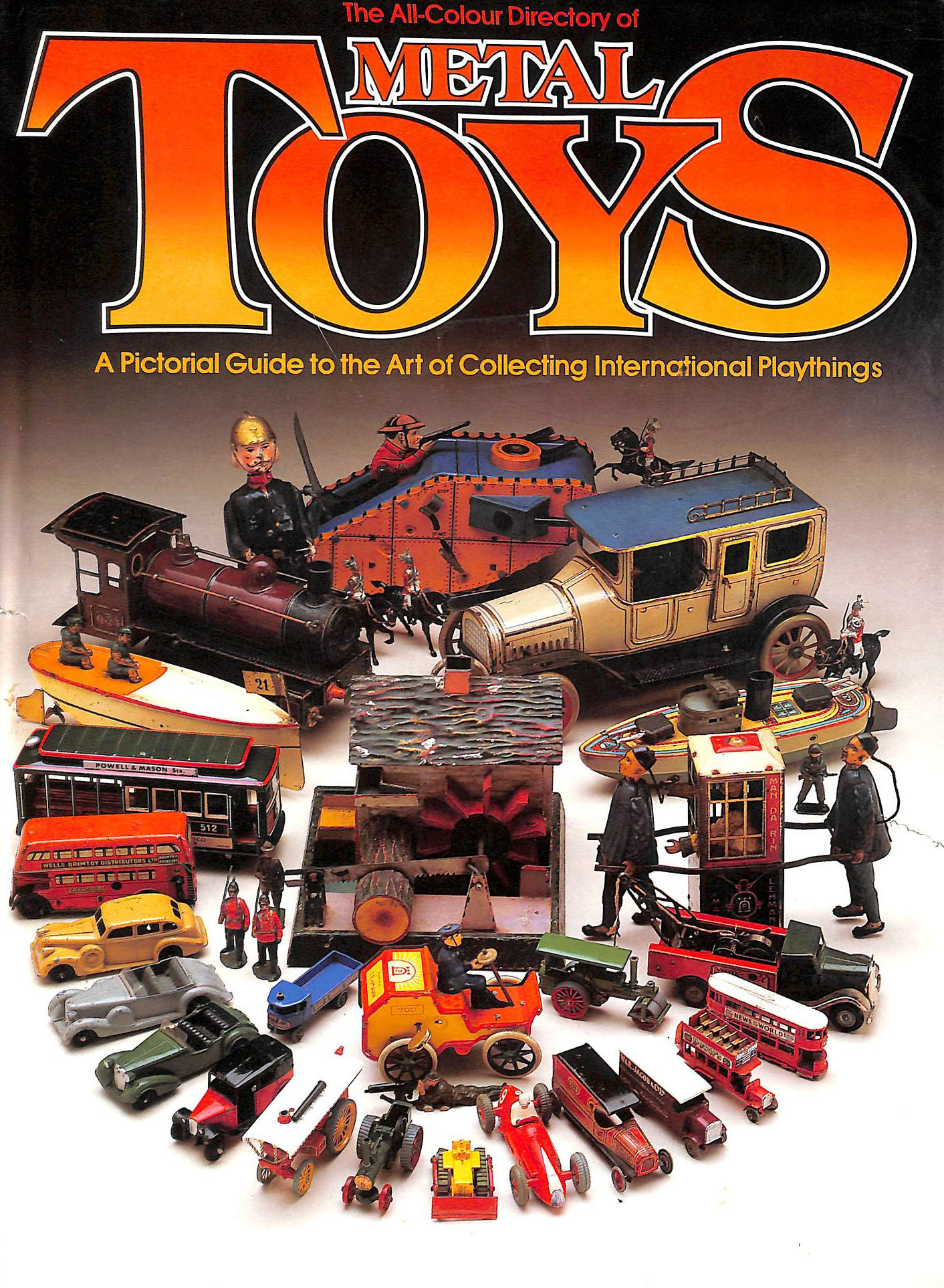Image for All-colour Directory of Metal Toys