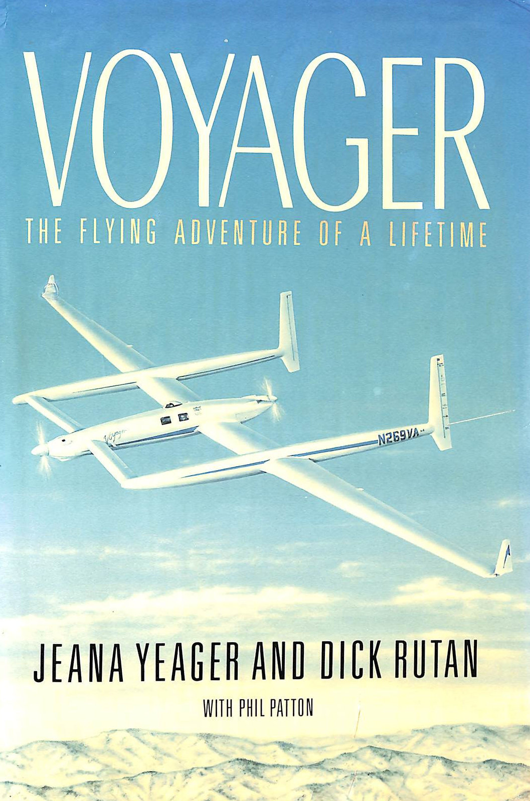 Image for Voyager: The Flying Adventure of a Lifetime
