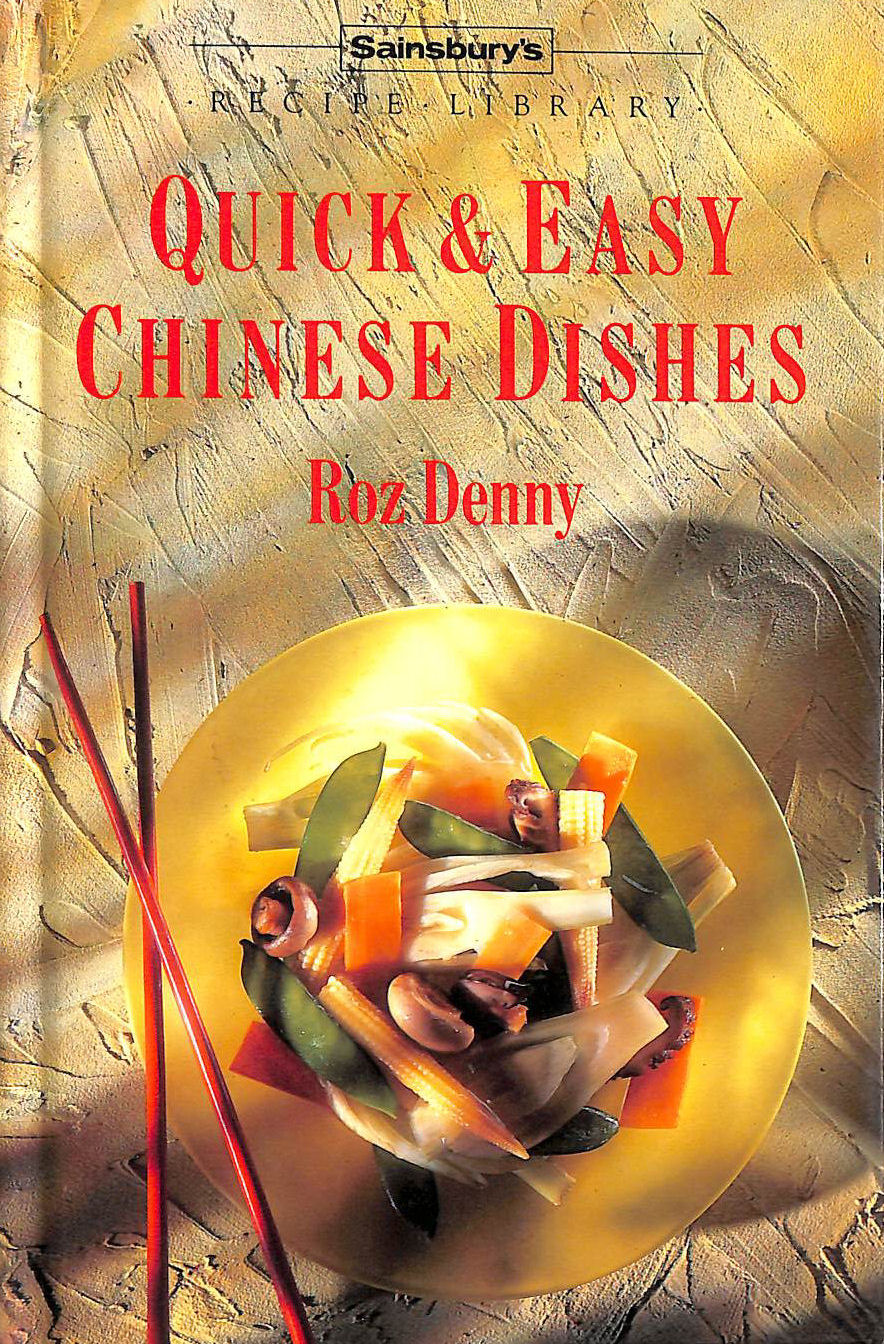 Image for Quick and Easy Chinese Dishes