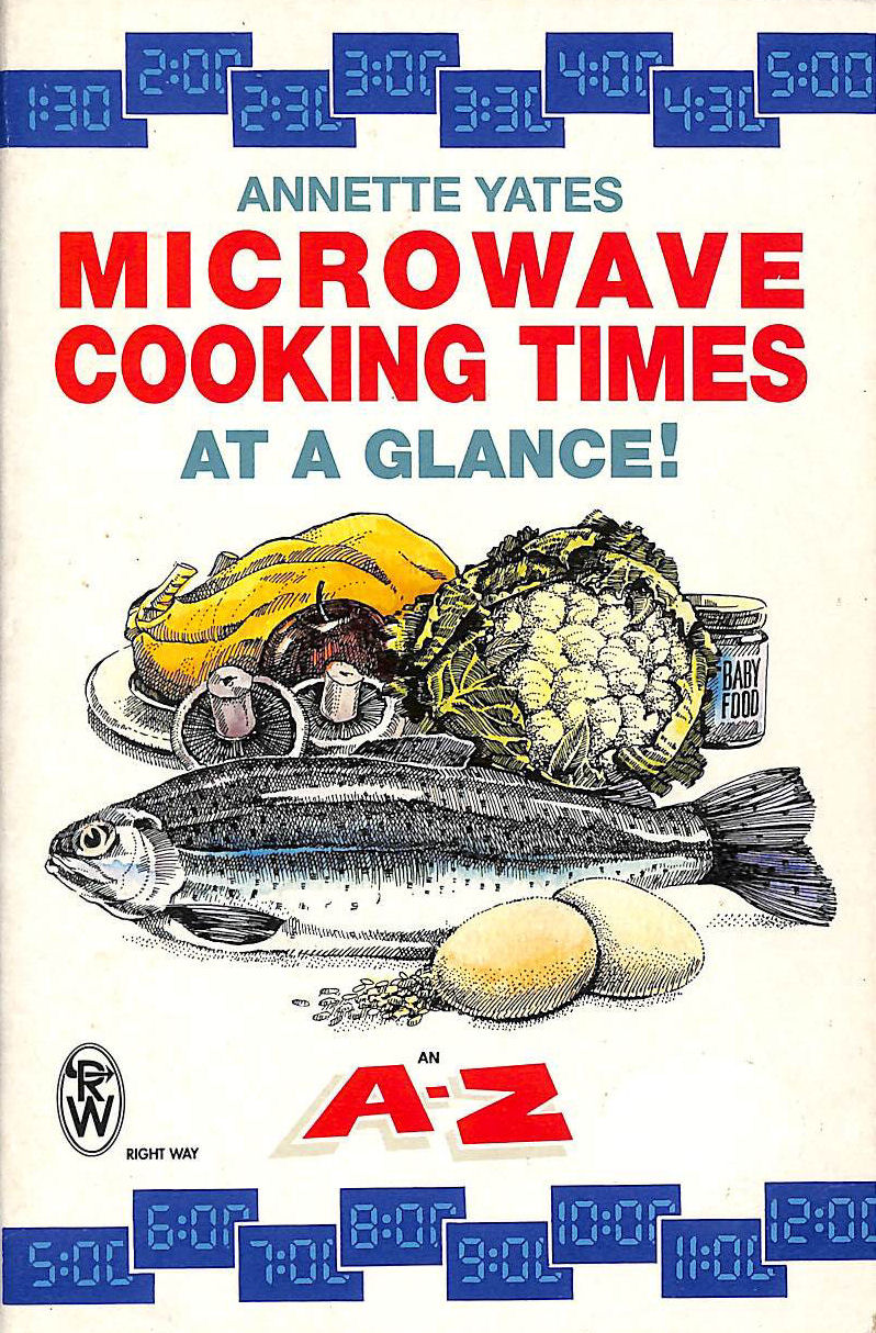 Image for Microwave Cooking Times at a Glance
