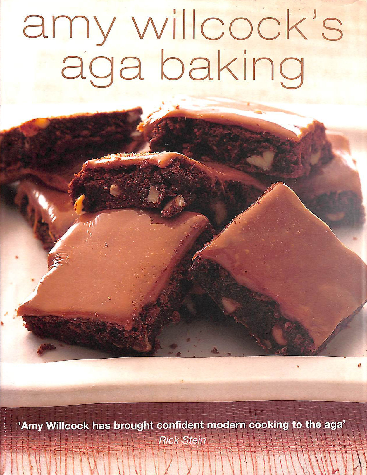 Image for Amy Willcock's Aga Baking