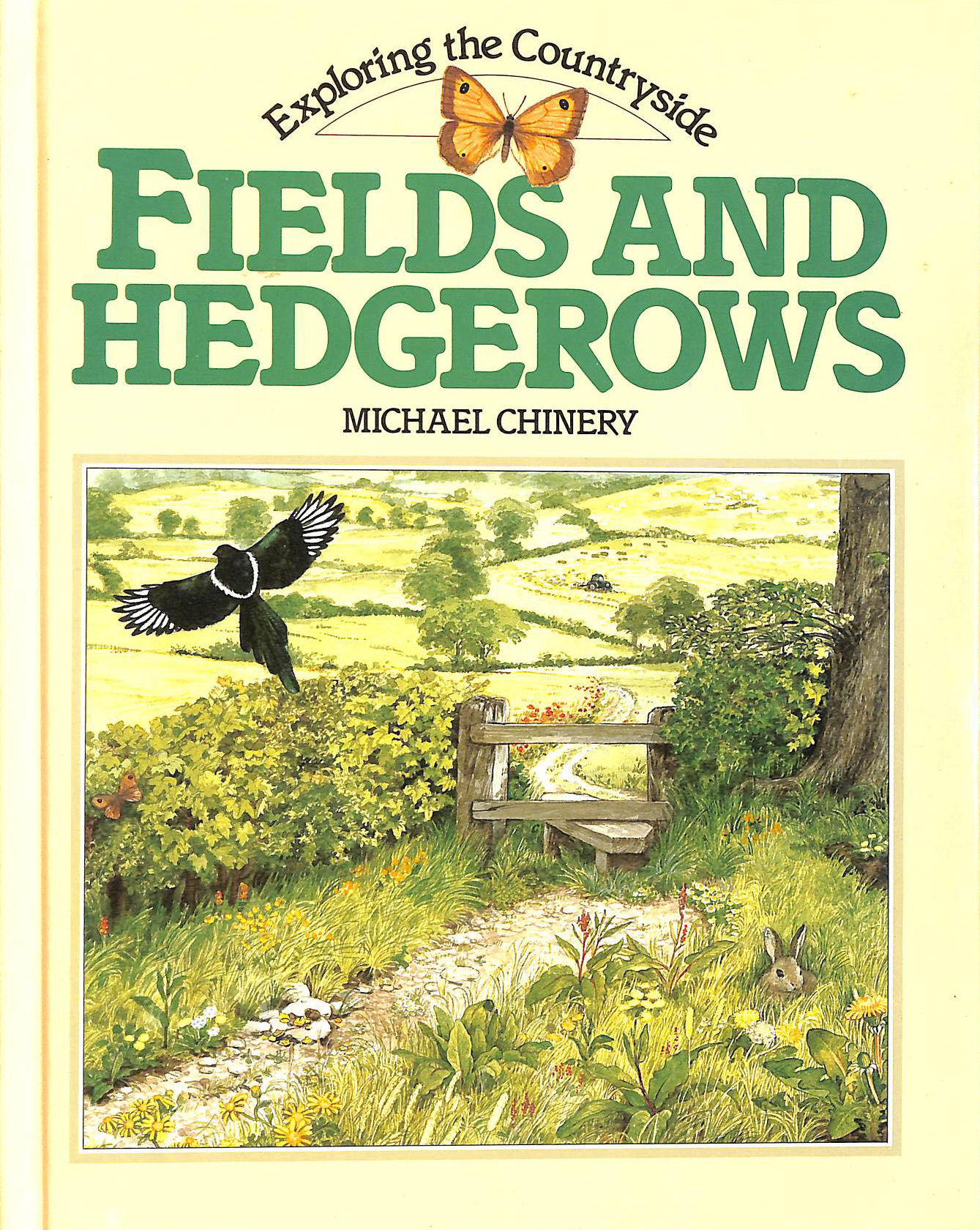 Image for Fields and Hedgerows (Exploring the countryside)