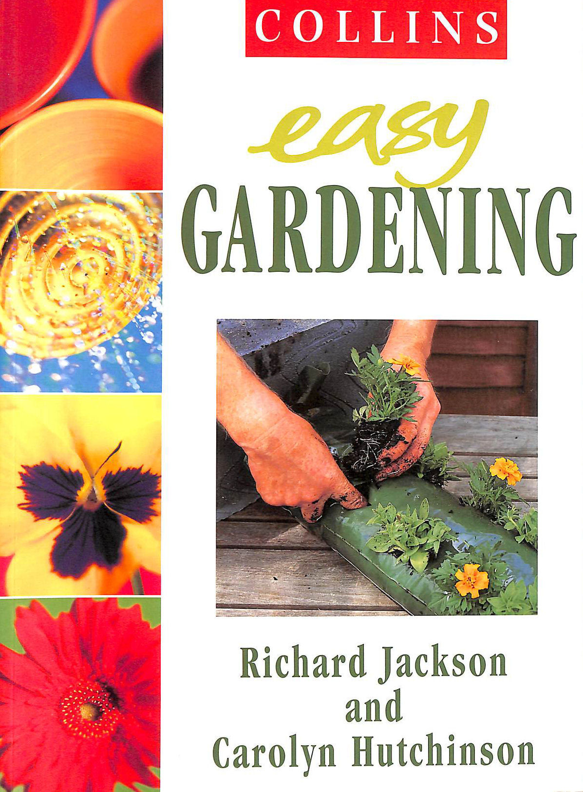 Image for Collins Easy Gardening