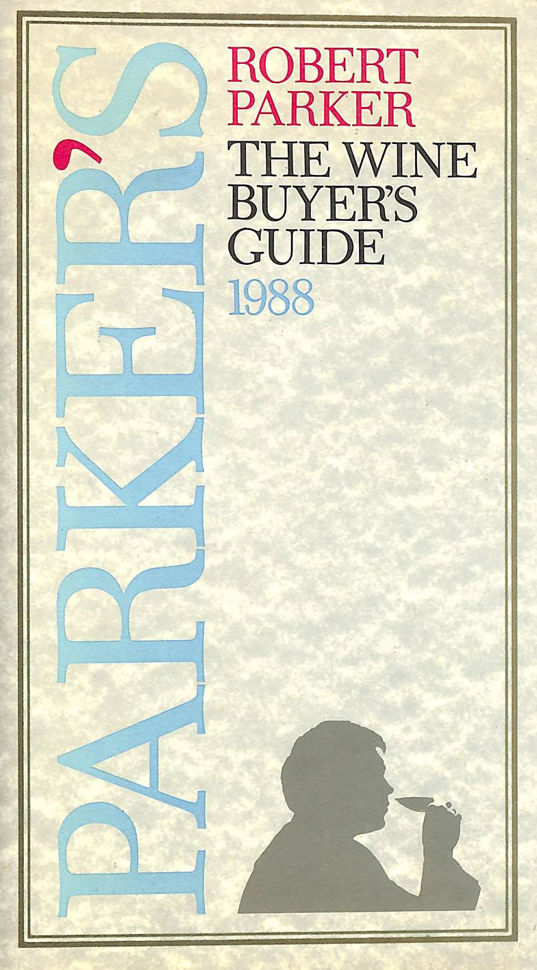 Image for The Wine Buyer's Guide 1988