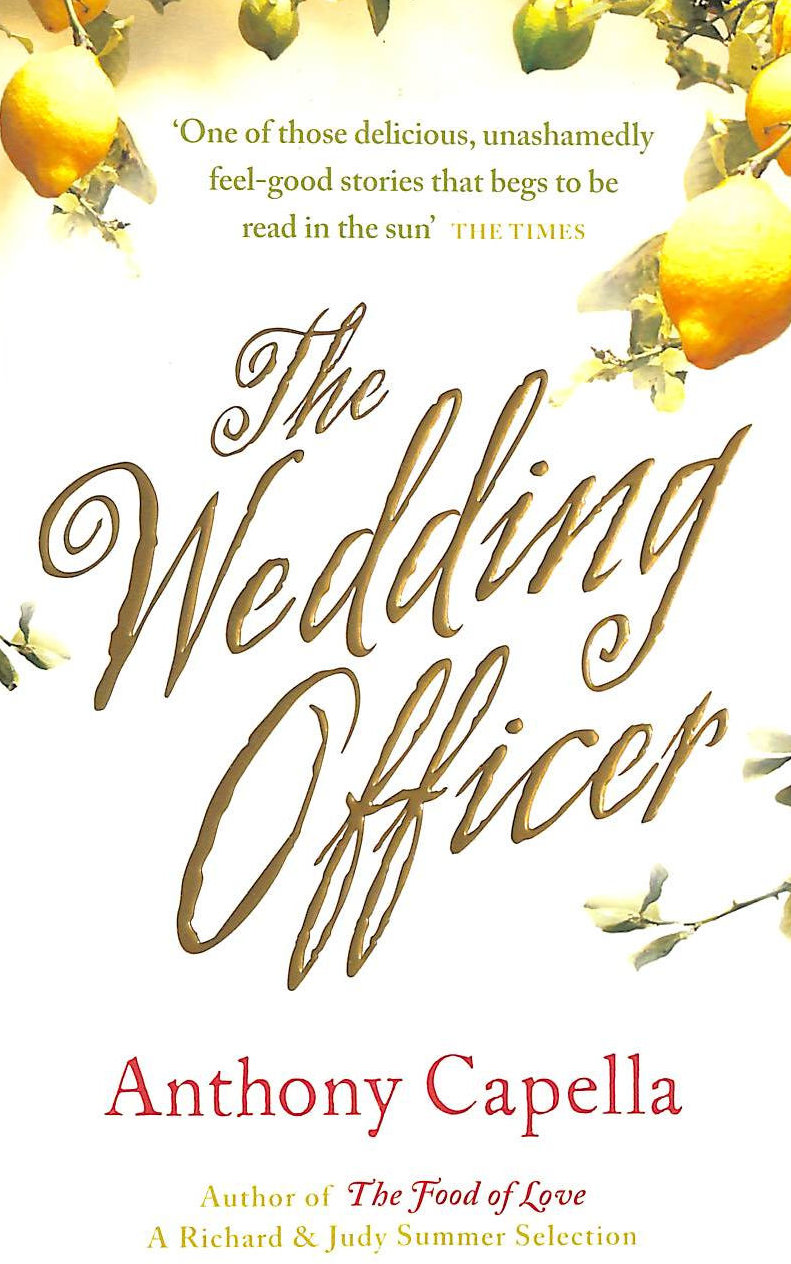 Image for The Wedding Officer