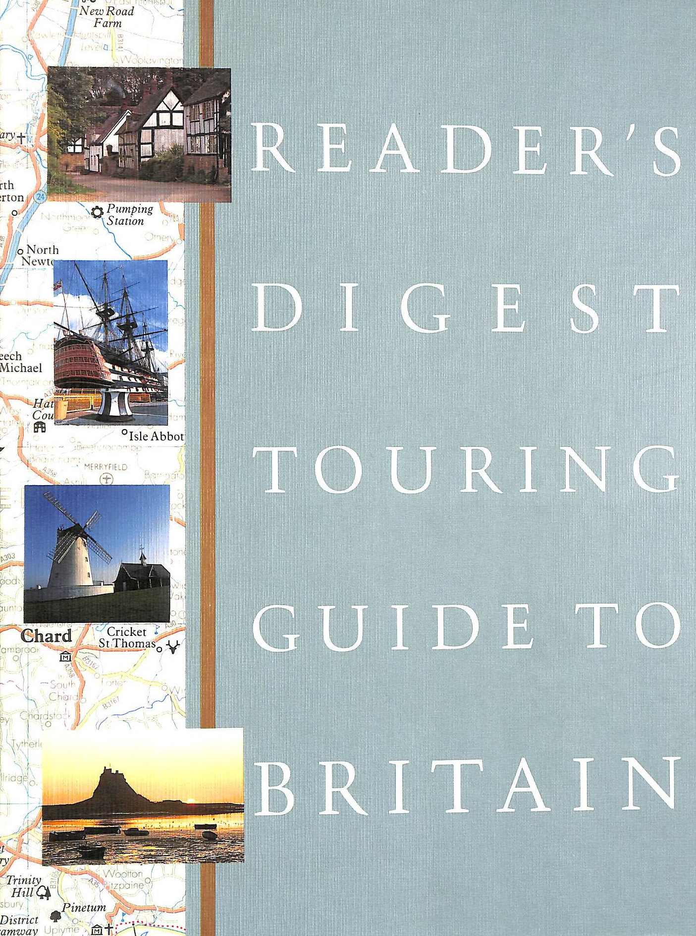 Image for Reader's Digest Touring Guide to Britain