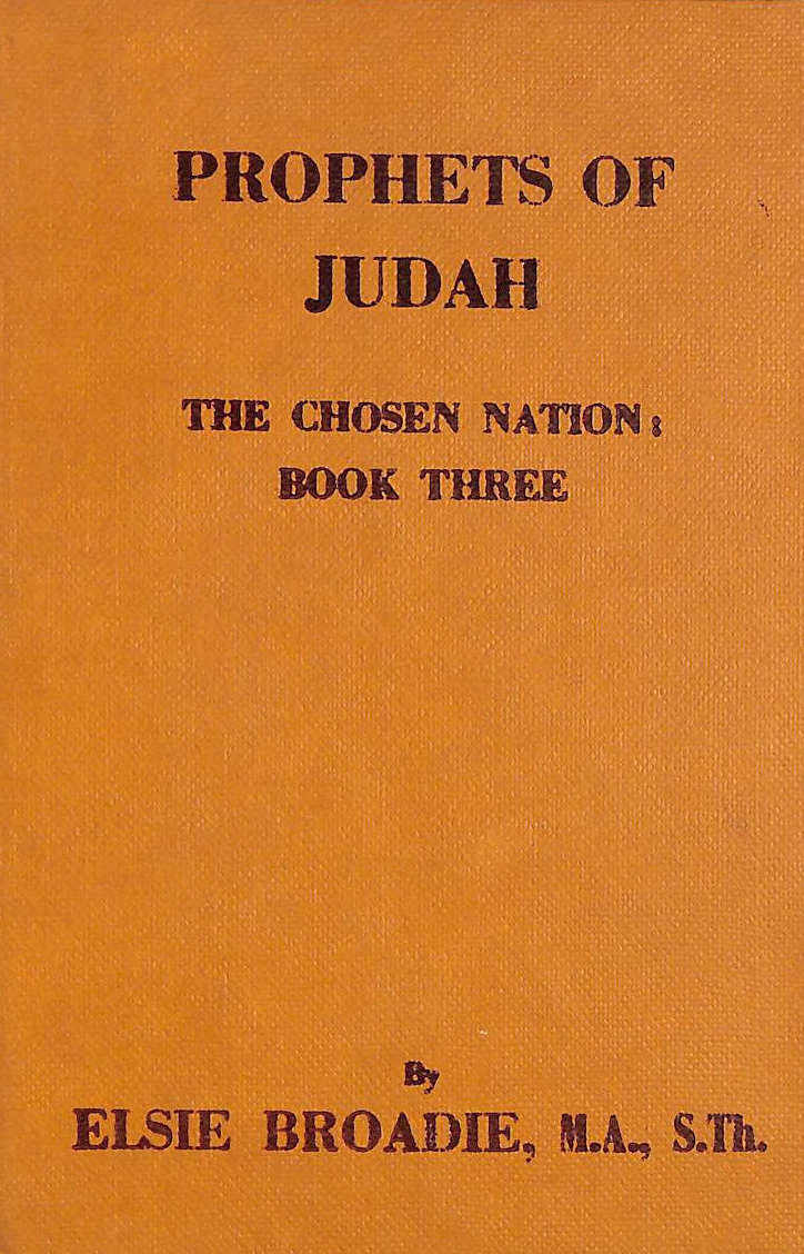Image for IThe Prophets of Judah