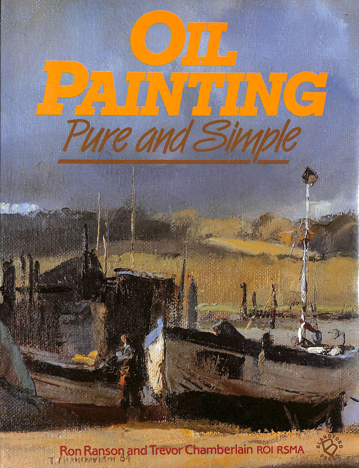 Image for Oil Painting: Pure and Simple