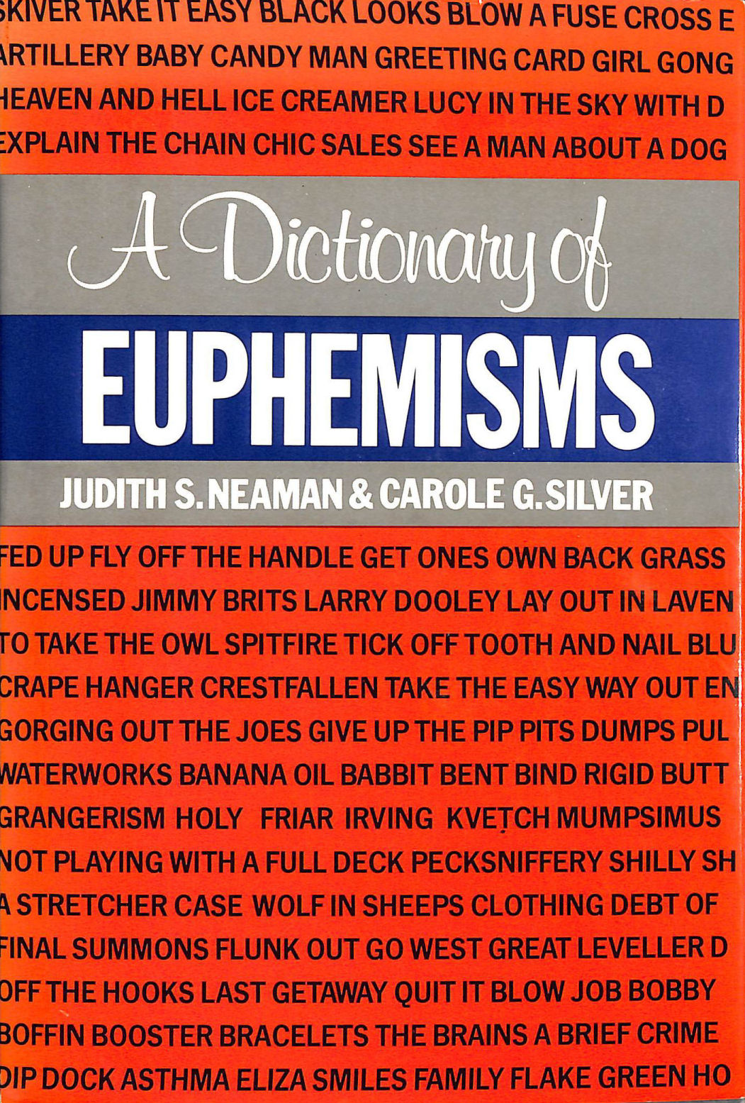 Image for Dictionary of Euphemisms