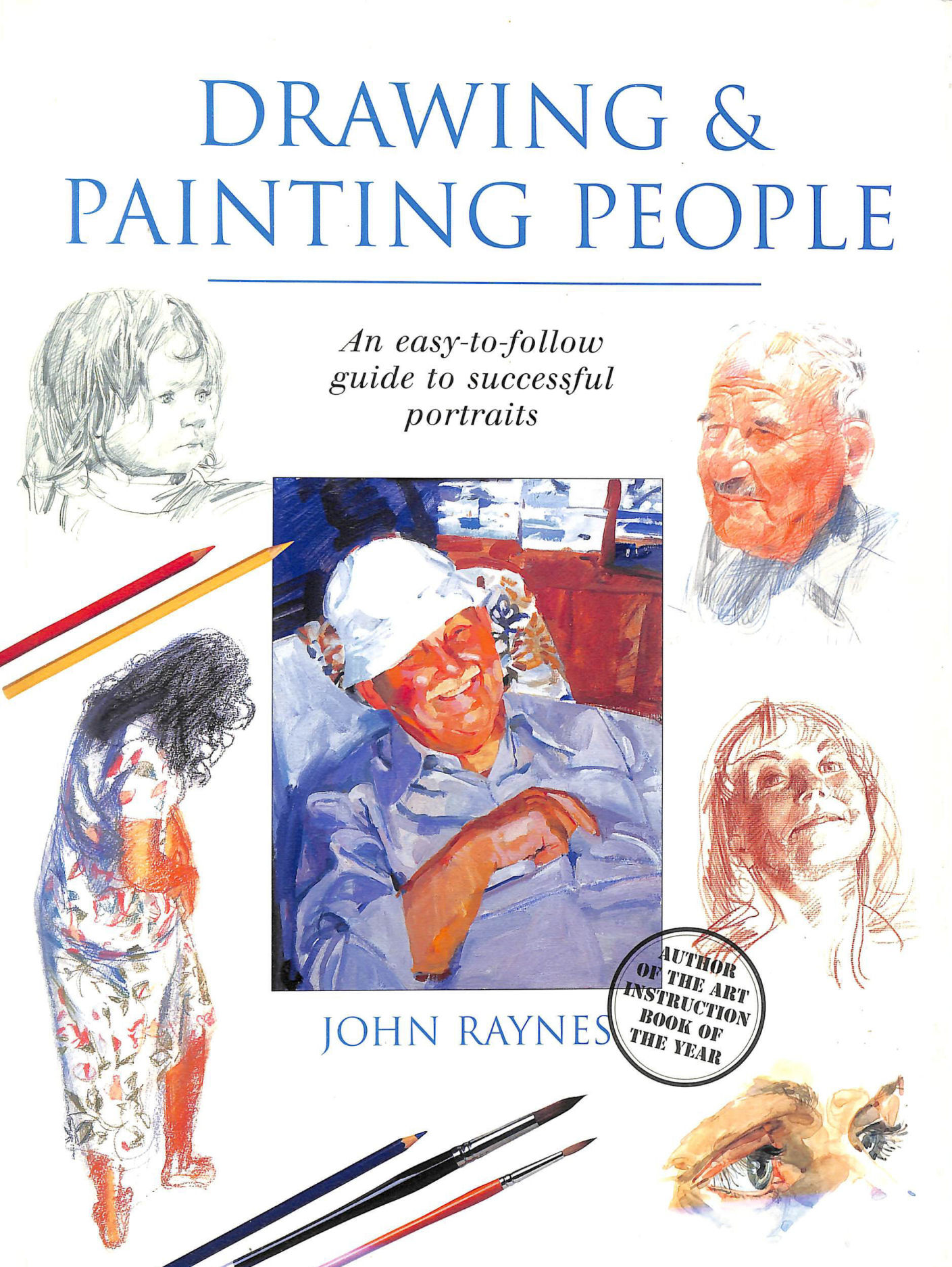Image for Drawing and Painting People