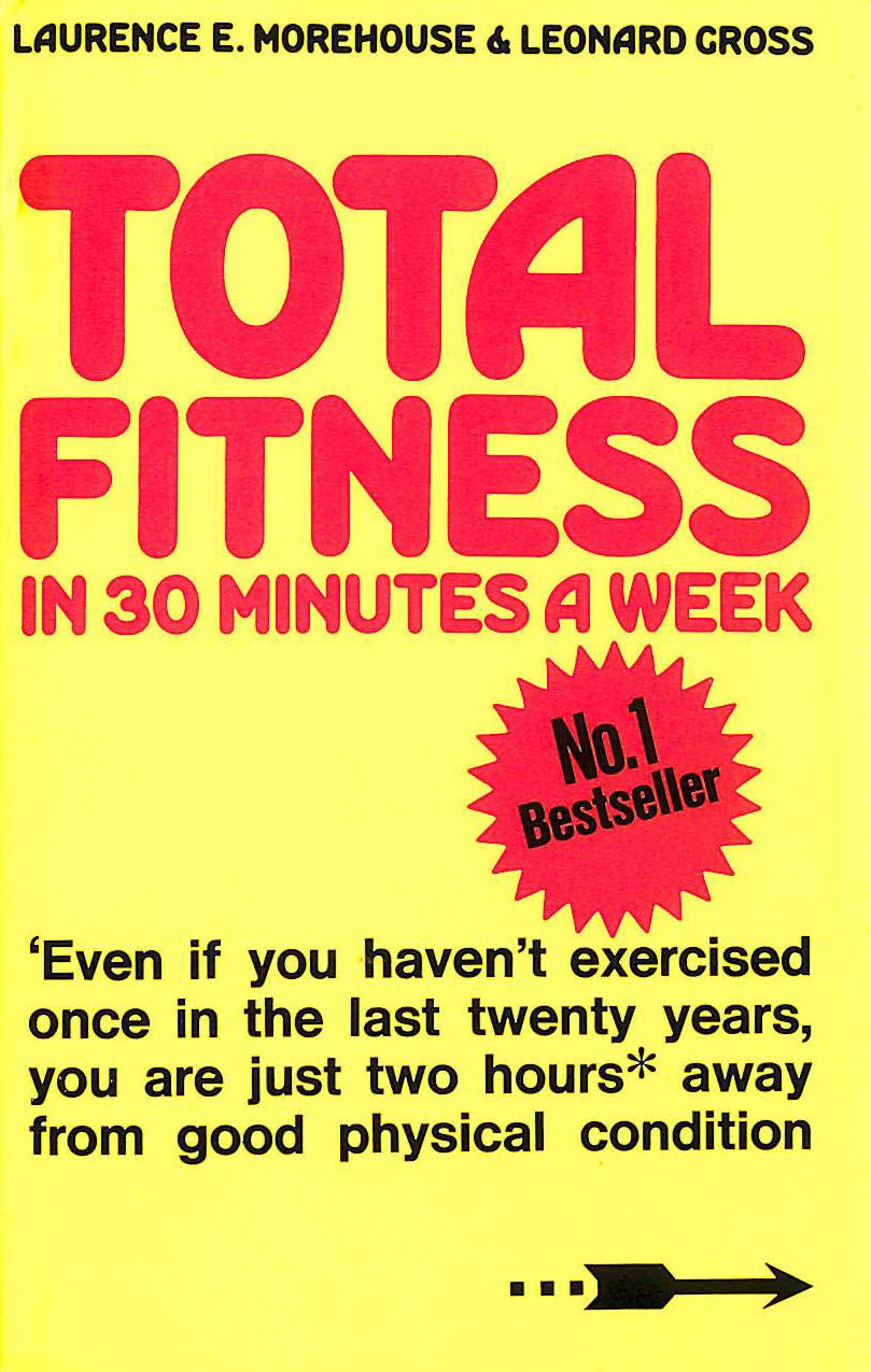 Image for Total Fitness In 30 Minutes A Week