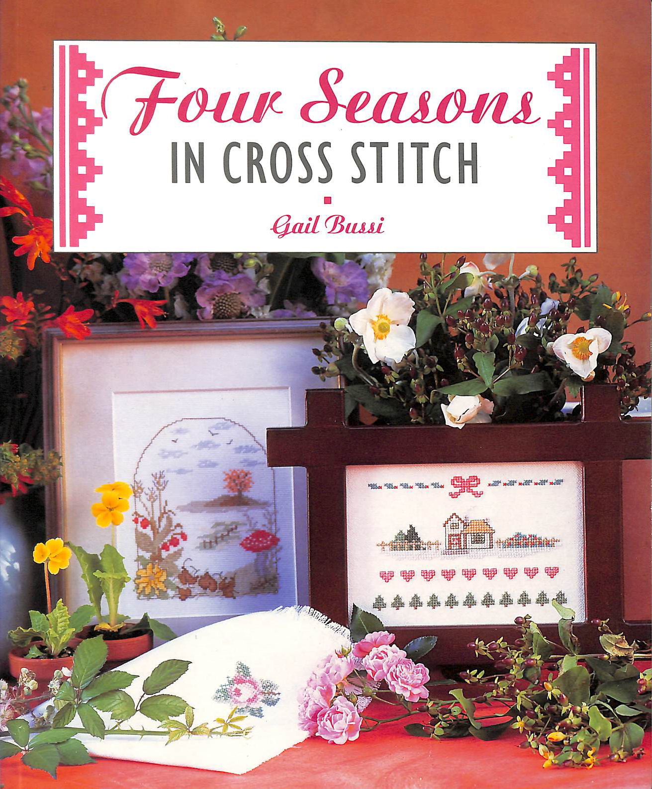 Image for Four Seasons in Cross Stitch