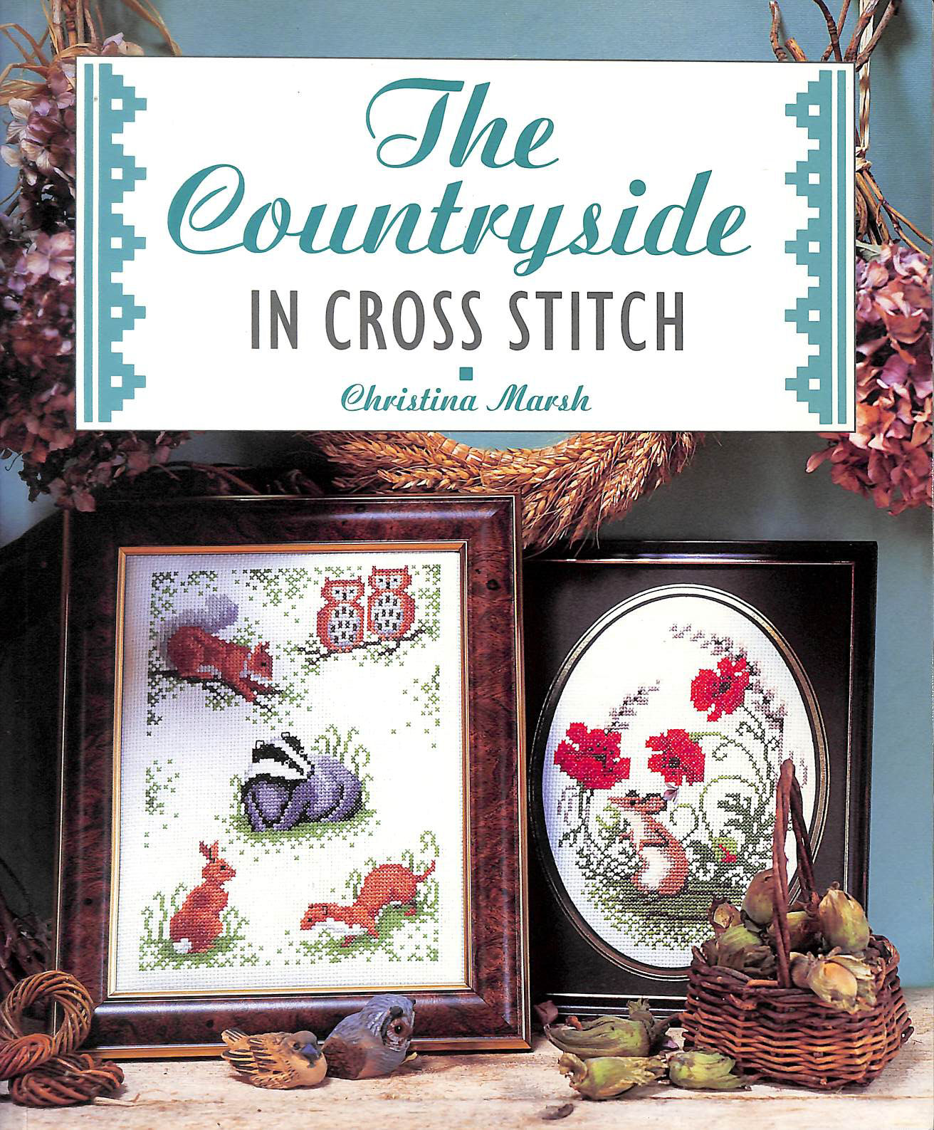 Image for The Countryside In Cross Stitch :