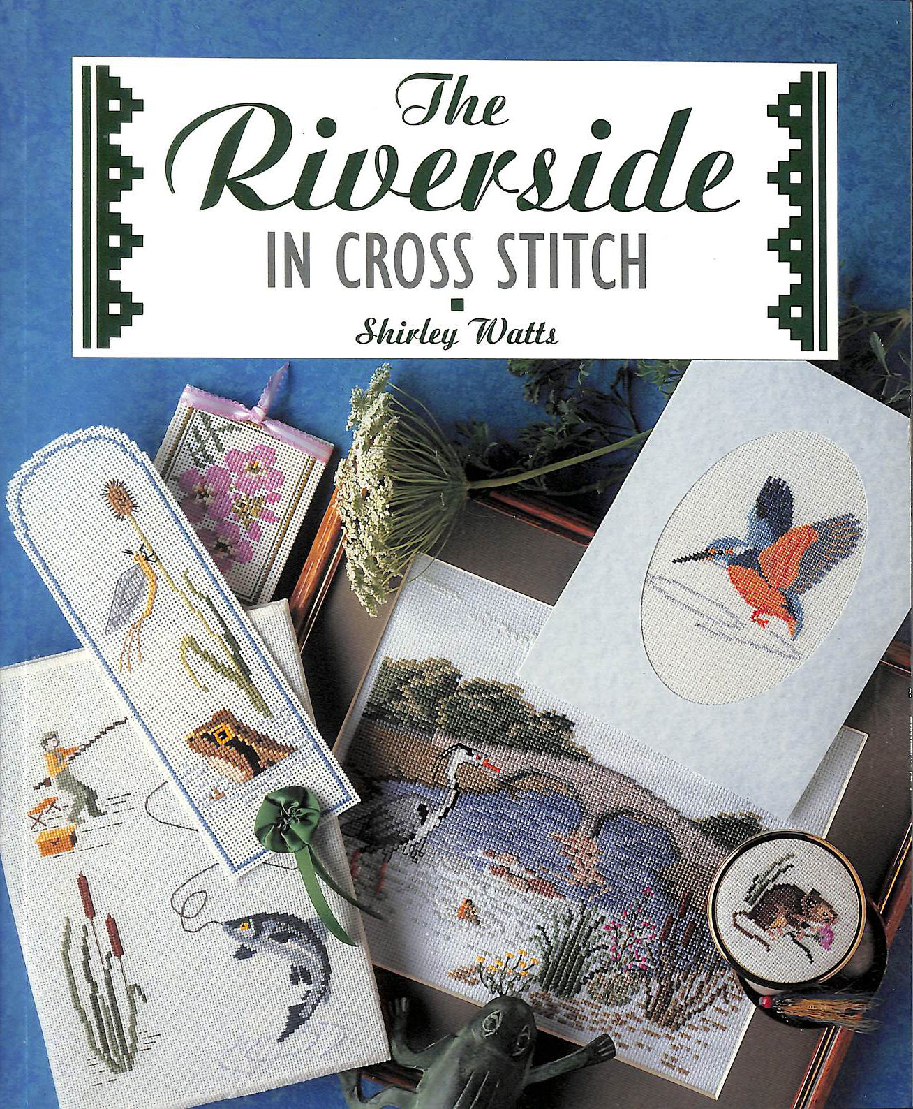Image for The Riverside in Cross Stitch