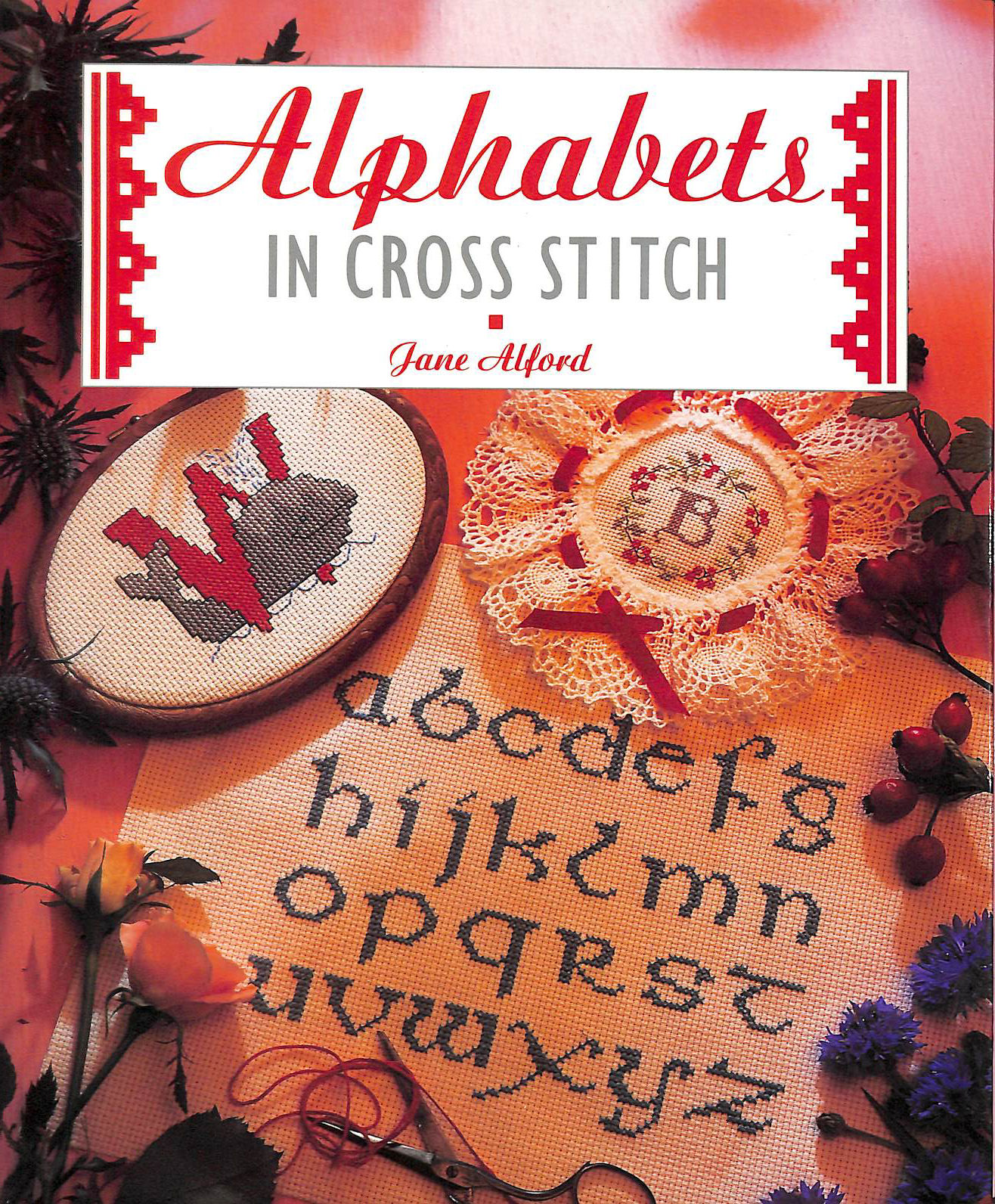 Image for Alphabets in Cross Stitch (Cross Stitch Collection)