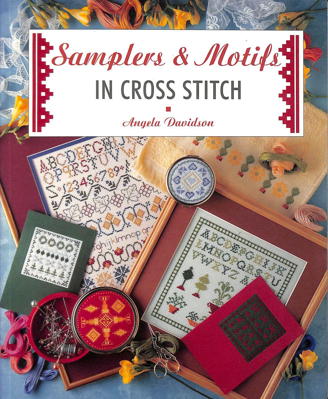 Image for Samplers and Motifs in Cross Stitch (The Cross Stitch Collection)