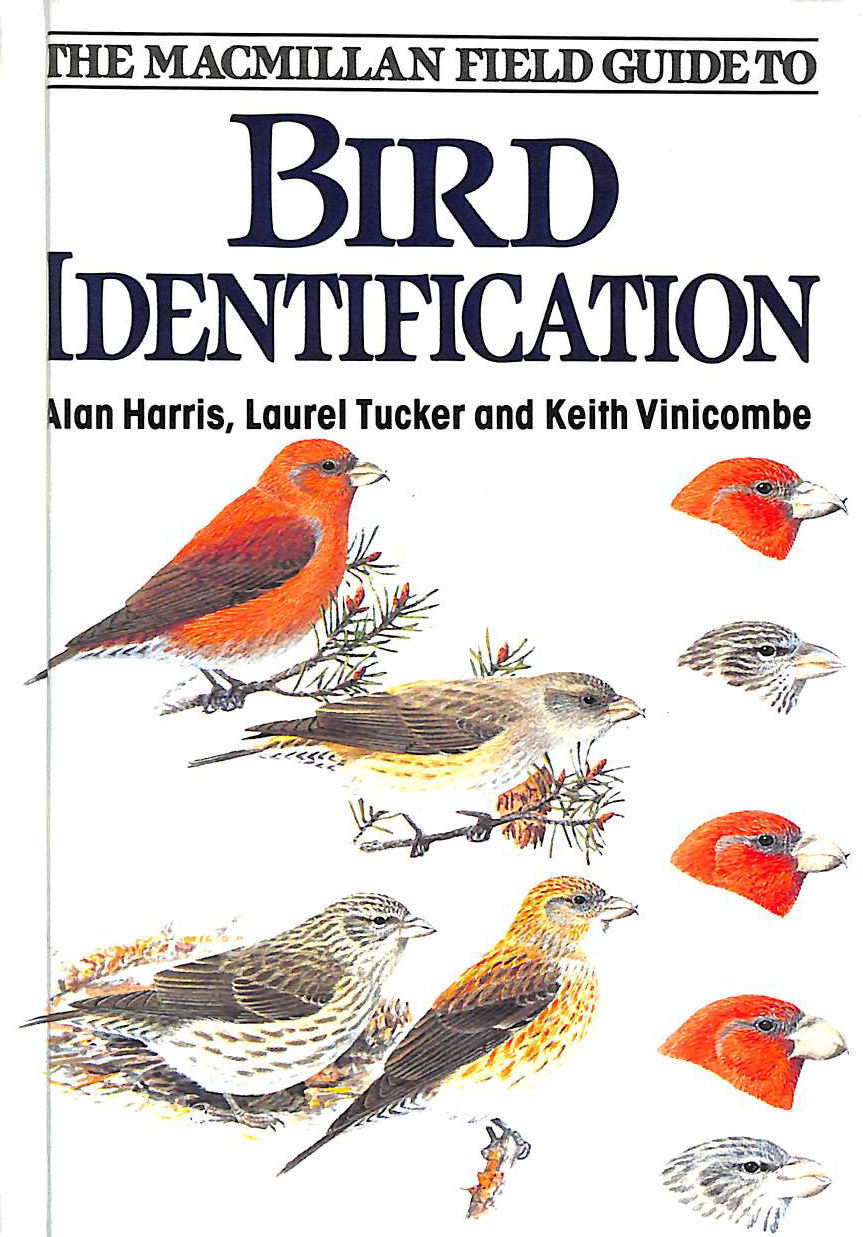 Image for Macmillan Field Guide to Bird Identification