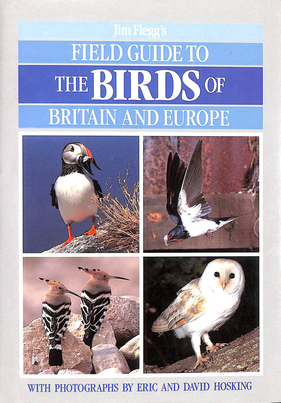 Image for Field Guide to the Birds of Britain and Europe (Field Guides)