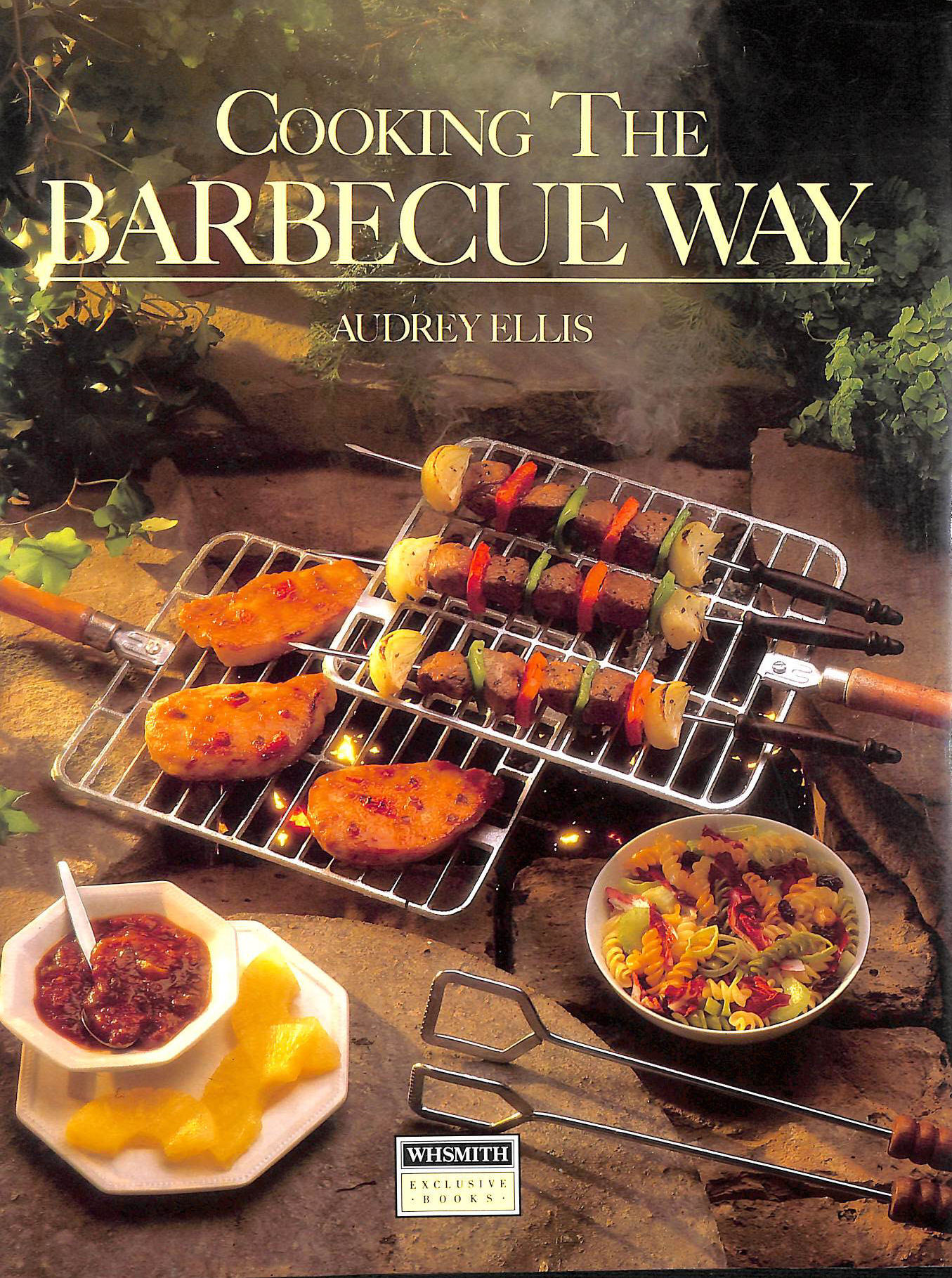Image for Cooking the Barbecue Way