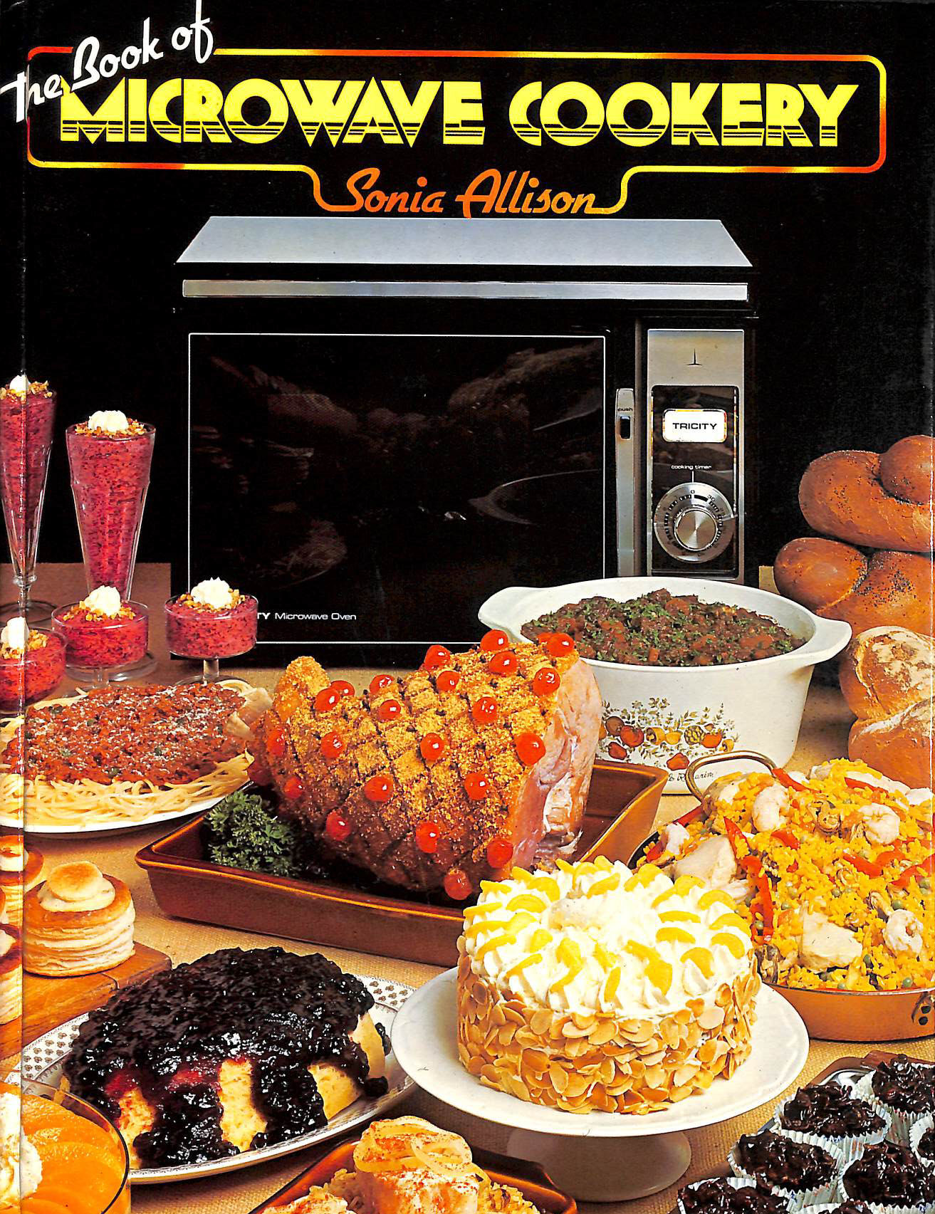 Image for Book of Microwave Cookery