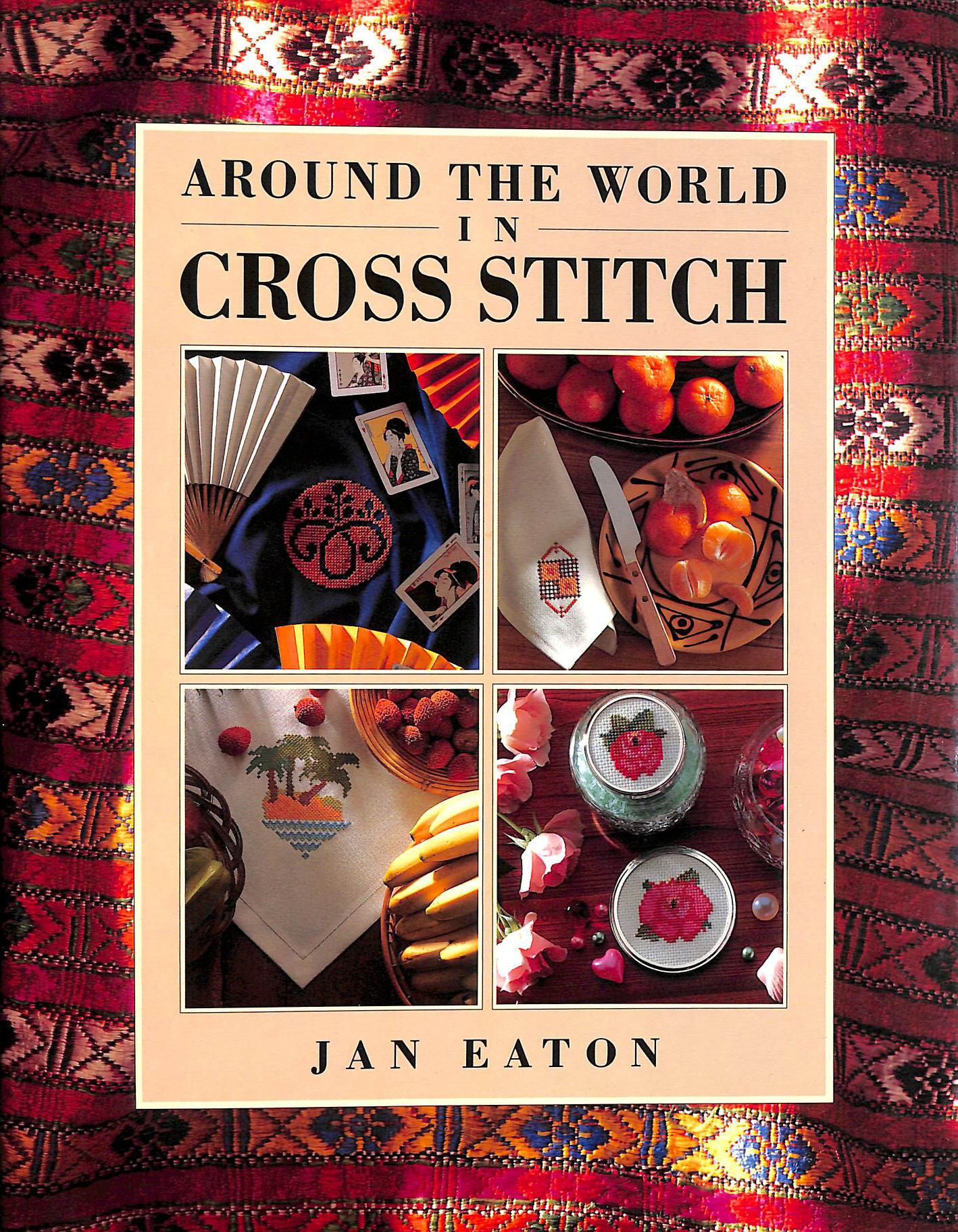 Image for Around the World in Cross Stitch