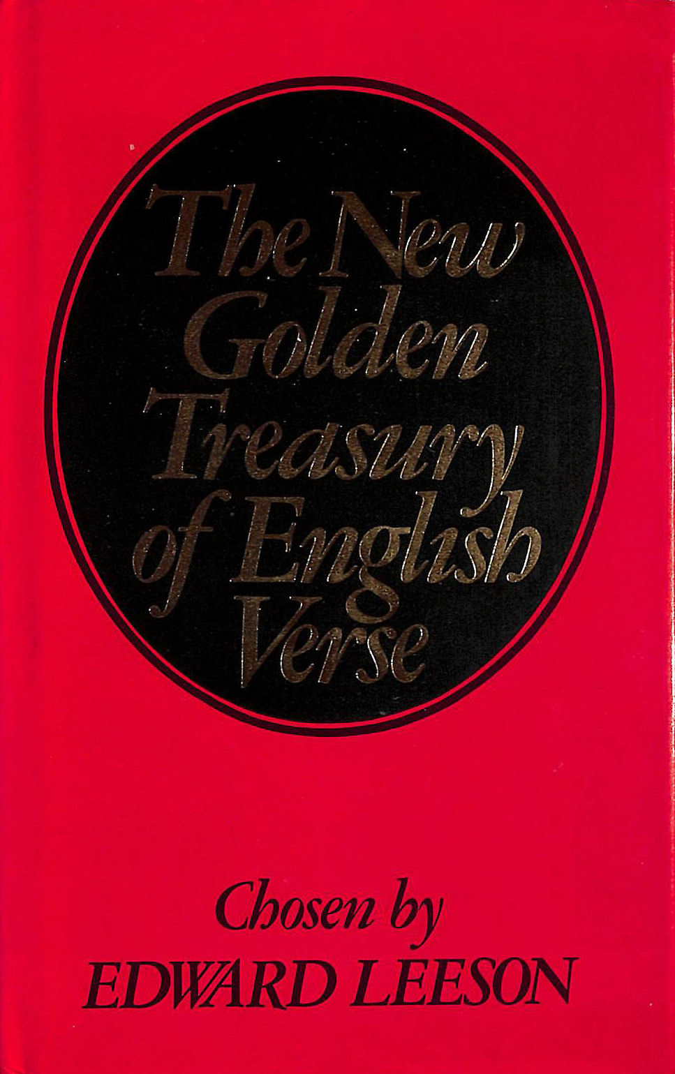 Image for The New Golden Treasury Of English Verse