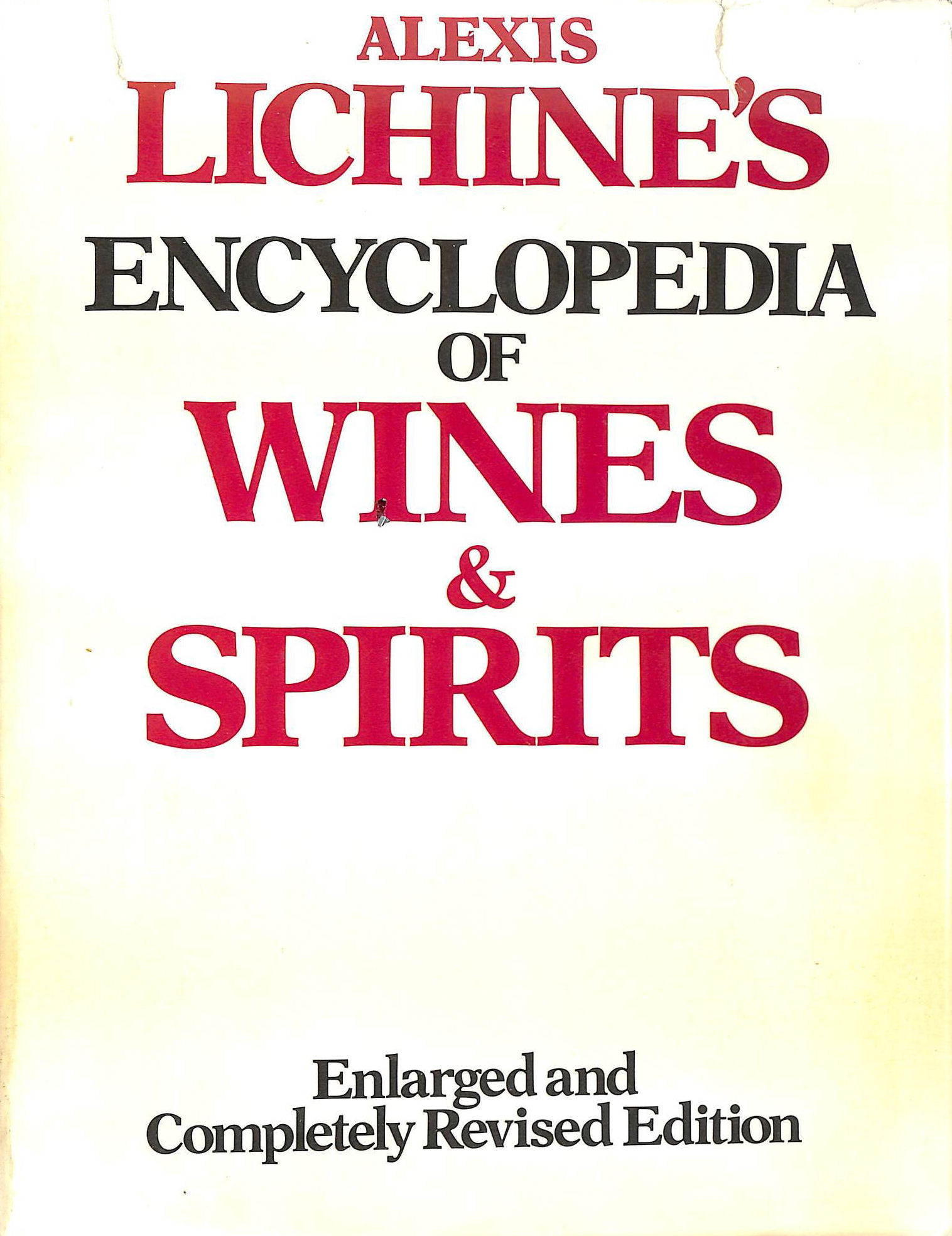 Encyclopaedia of Wines and Spirits