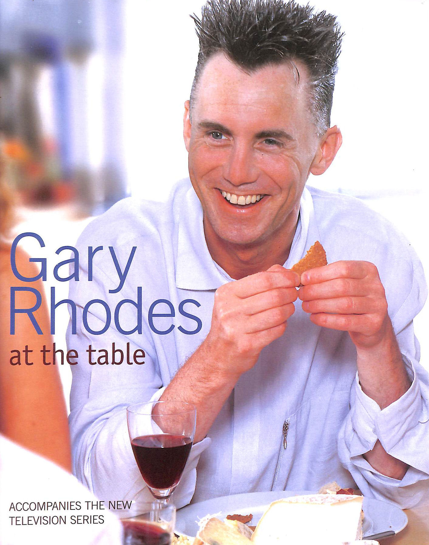 Image for Gary Rhodes at the Table