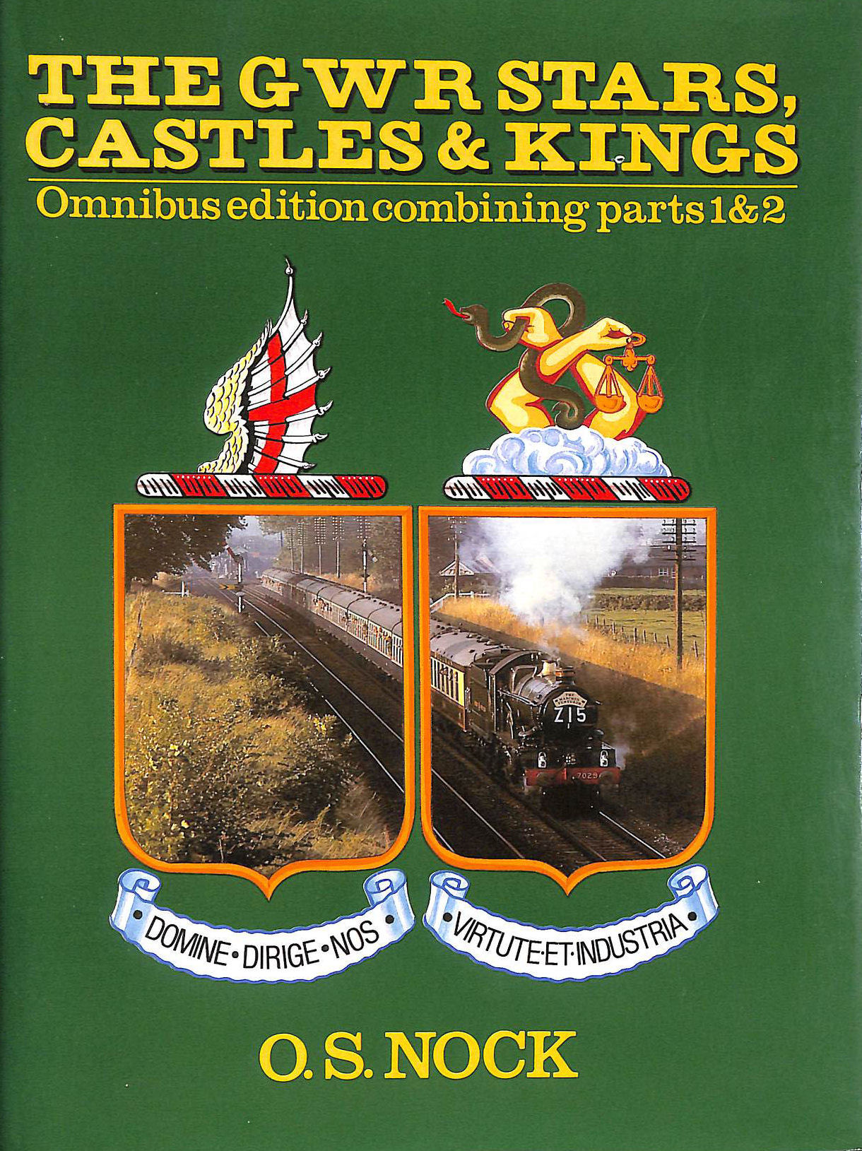 Image for The Gwr Stars, Castles and Kings