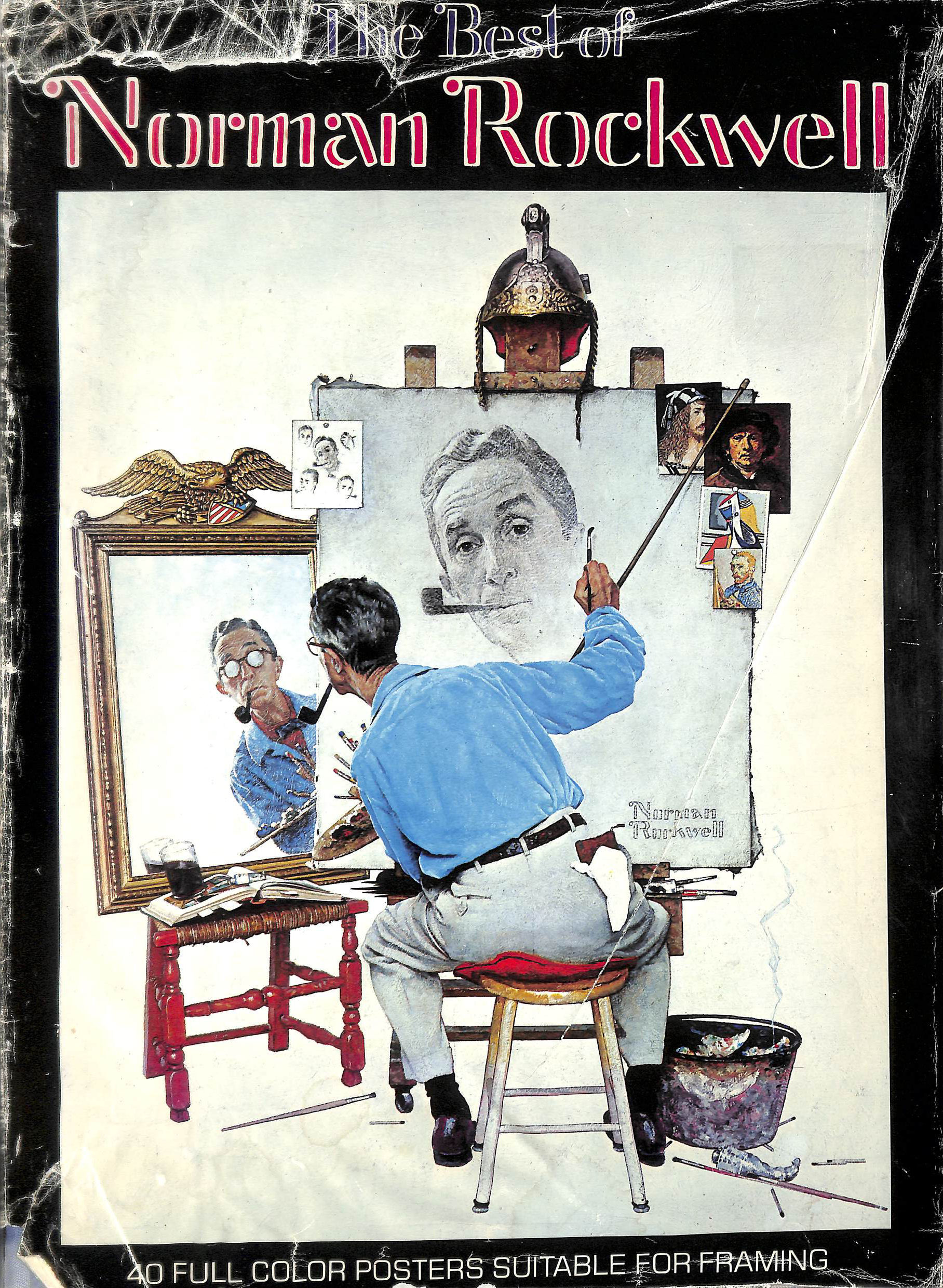 Image for The Best of Norman Rockwell