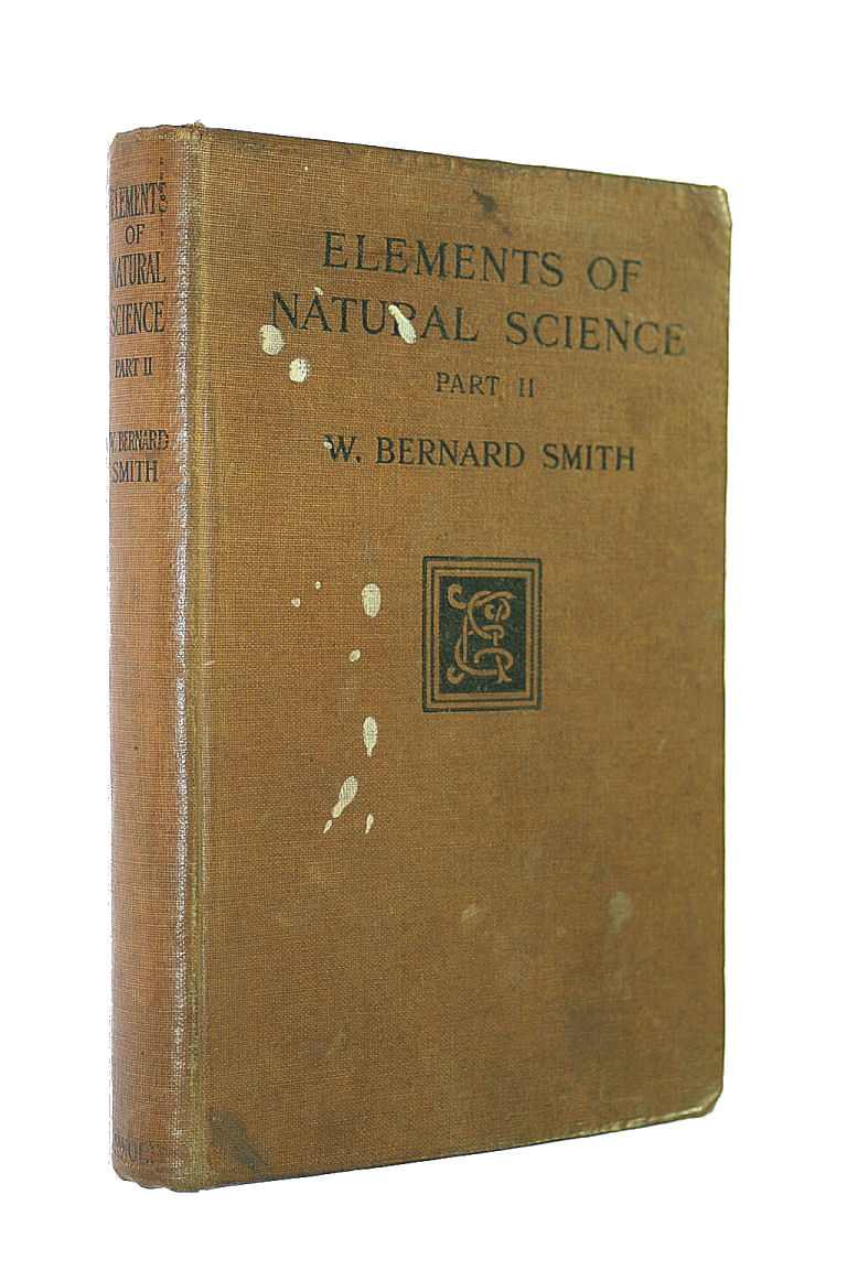 Image for Elements of Natural Science Part 2