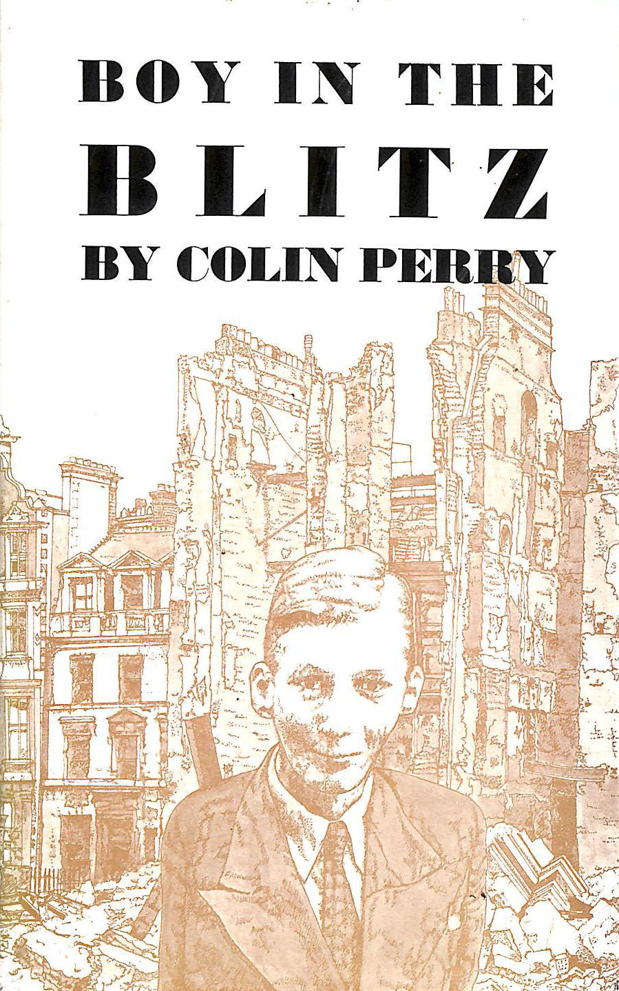 Image for Boy in the Blitz
