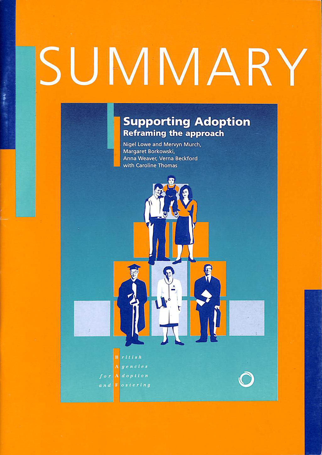 Image for Supporting Adoption: Reframing the Approach; Summary