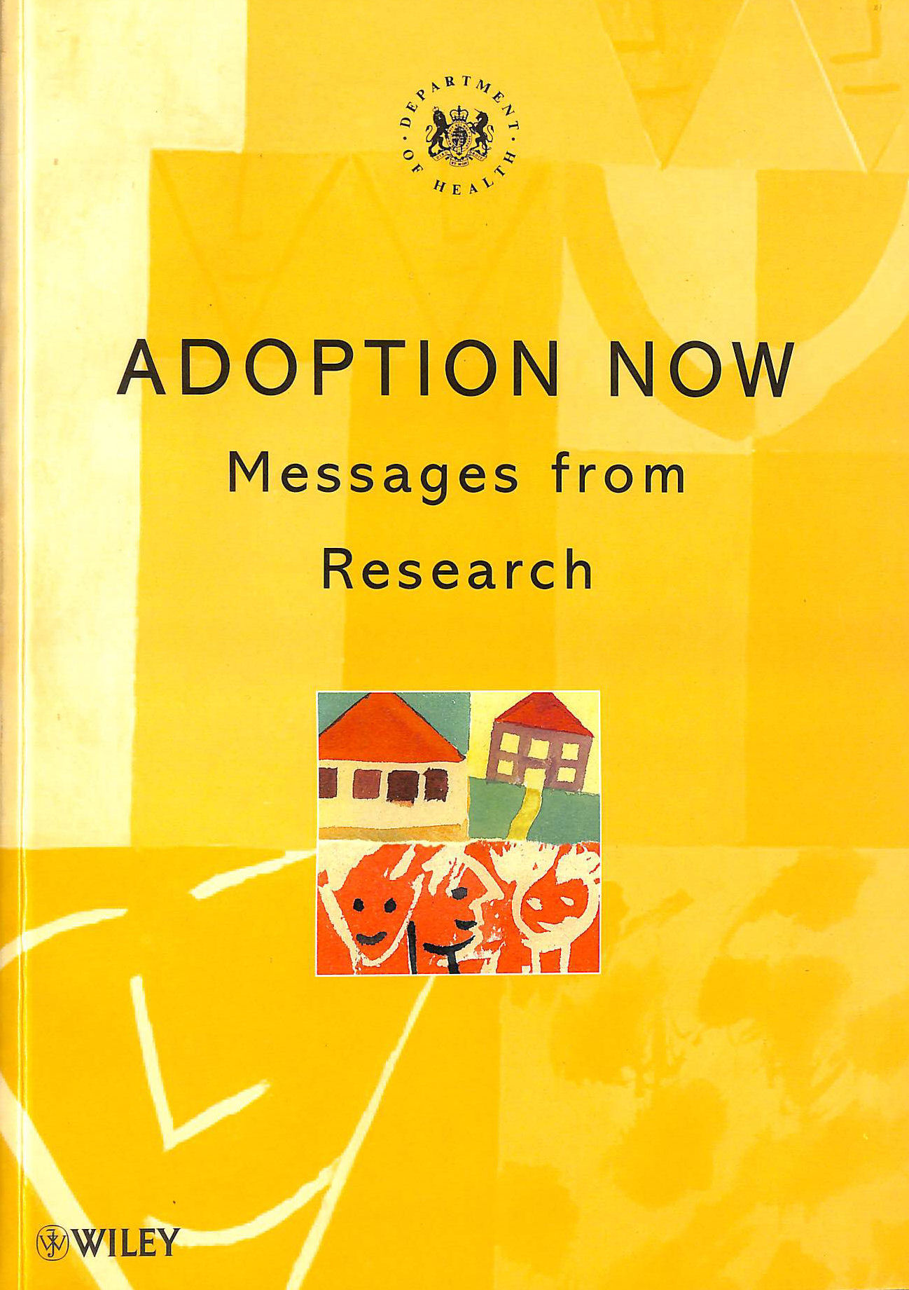 Image for Adoption Now: Messages from Research