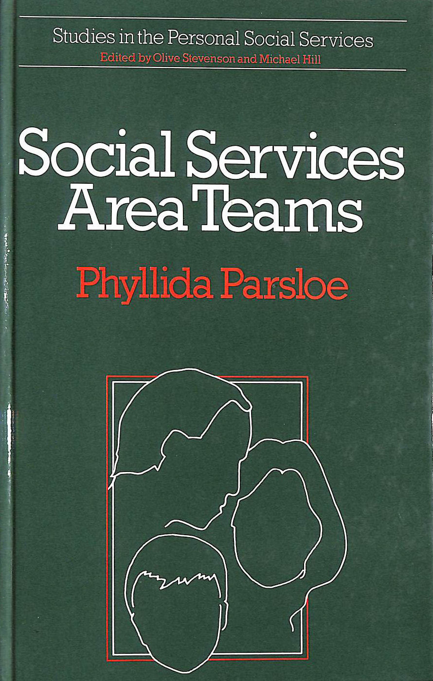 Image for Social Services Area Teams (Studies in the personal social services)