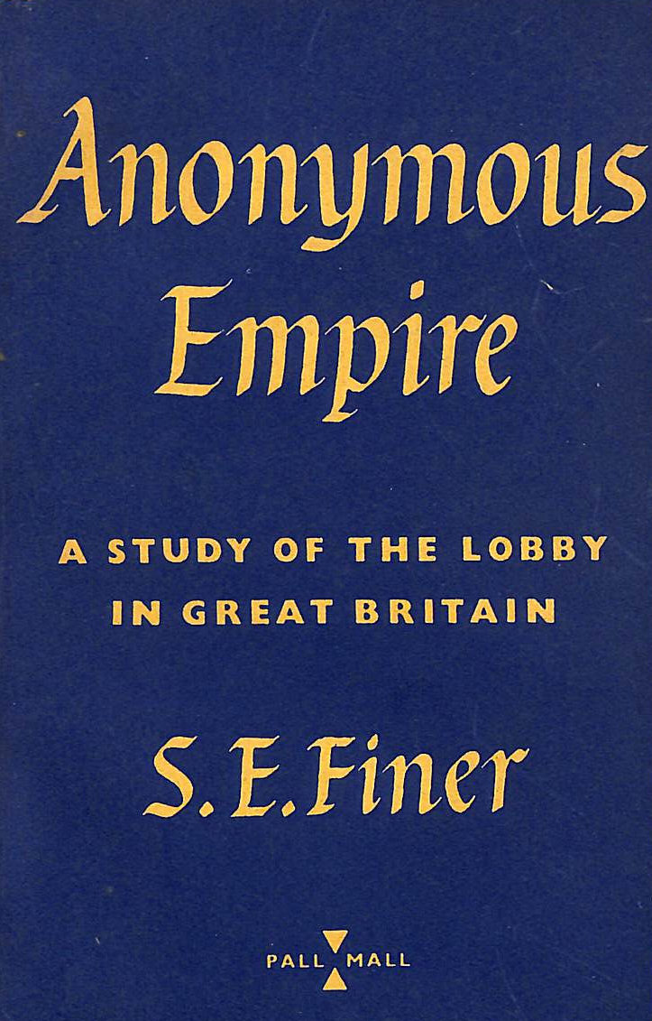 Image for Anonymous Empire
