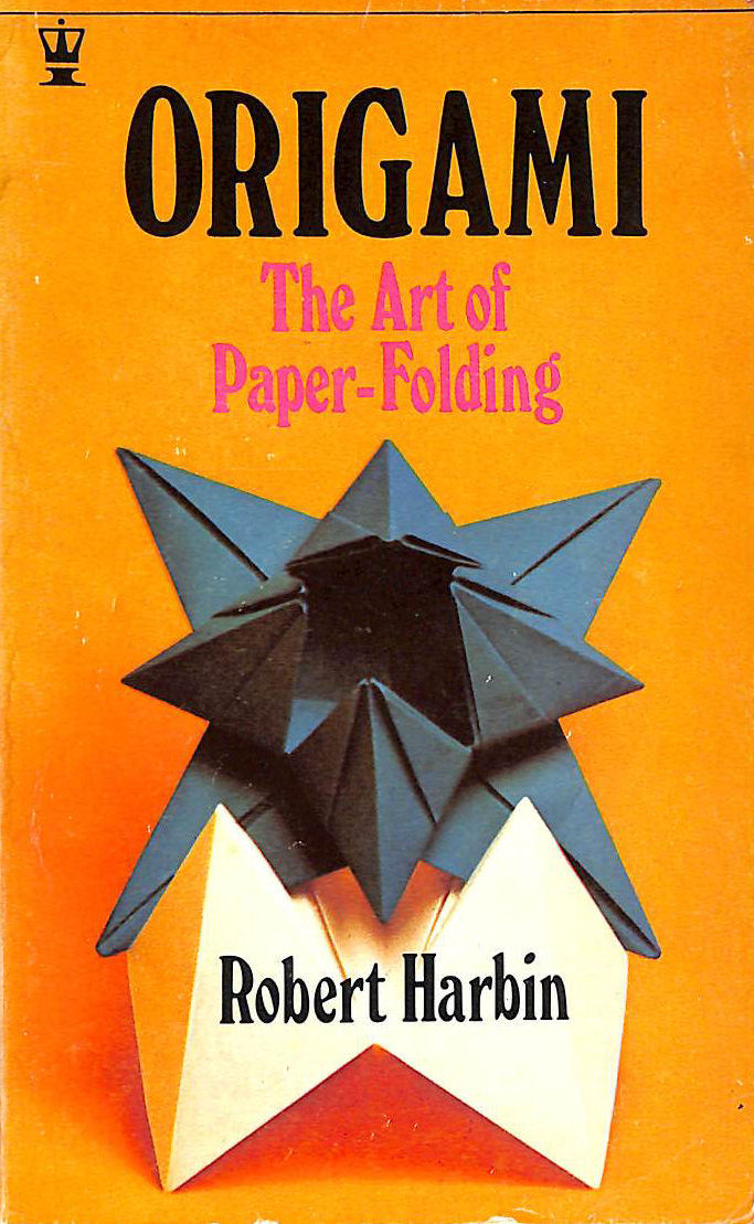 Image for Origami : The Art of Paper Folding No. 1
