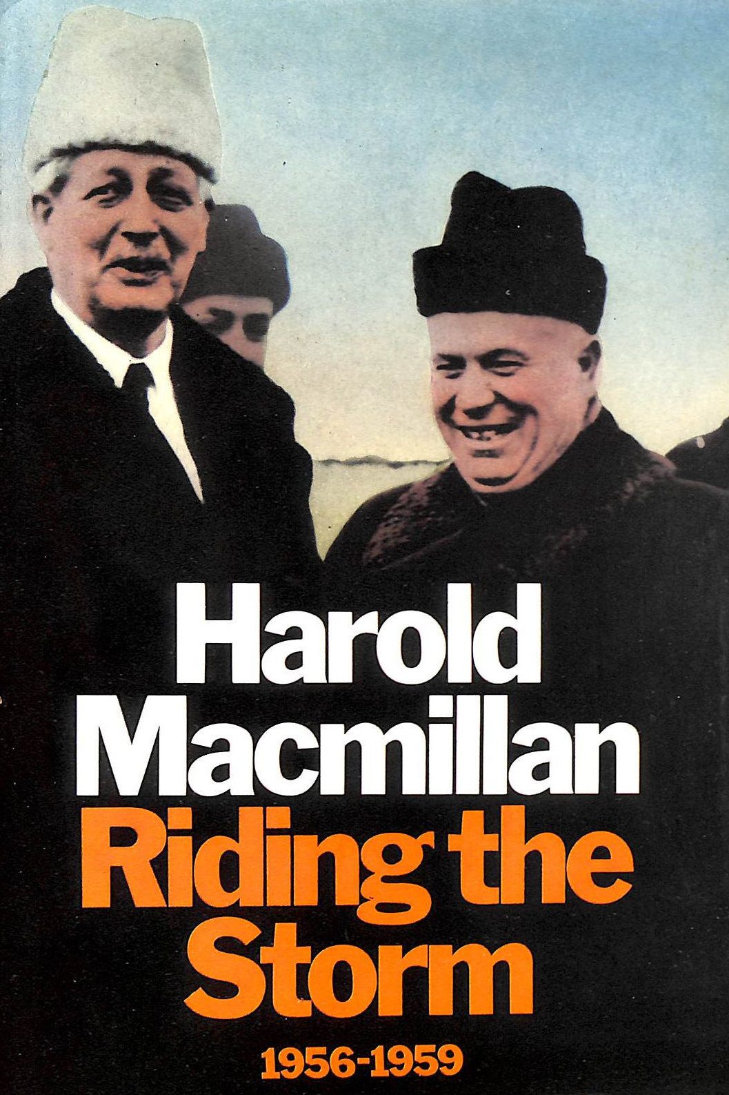 Image for Riding the Storm