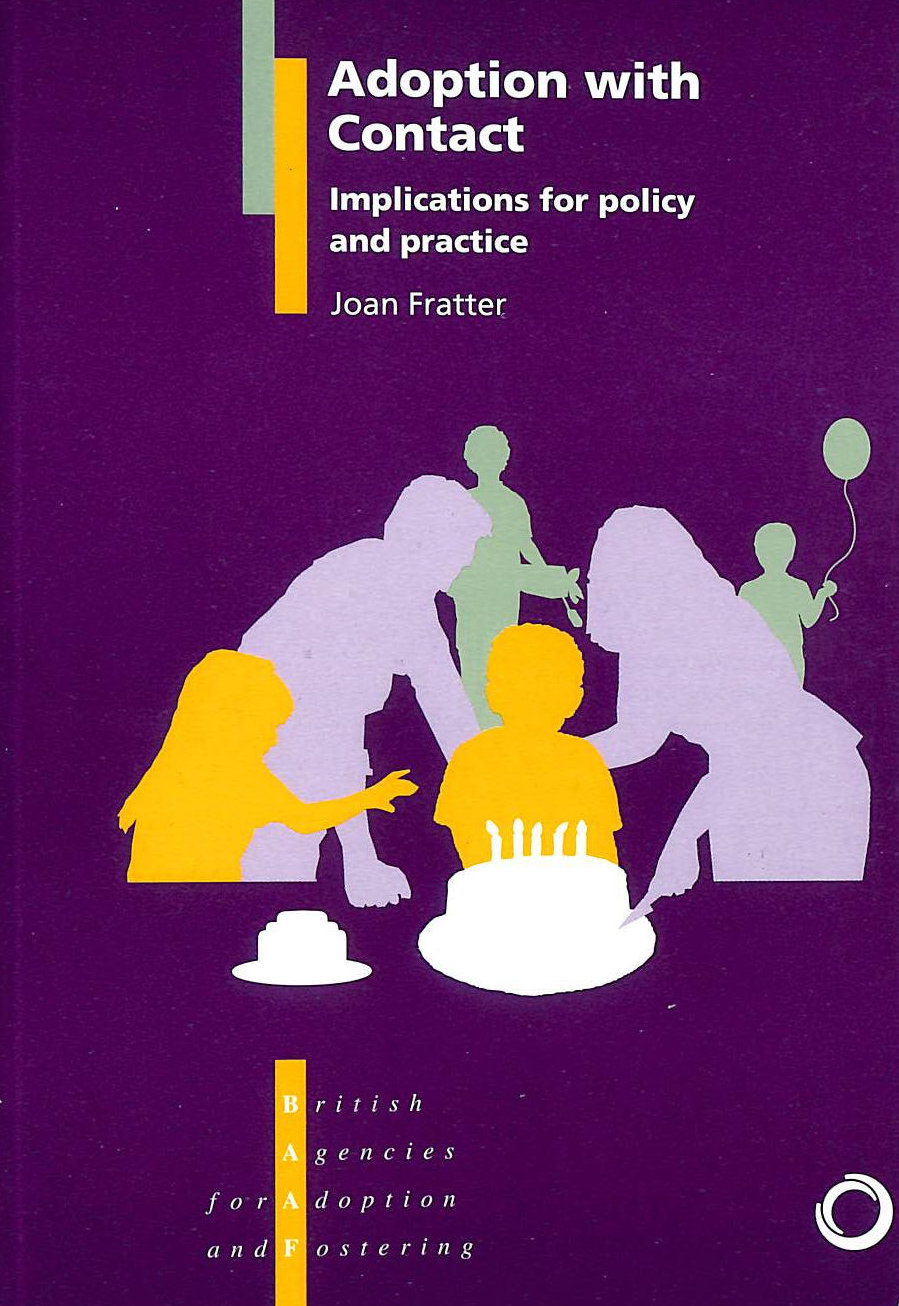 Image for Adoption with Contact: Implications for Policy and Practice