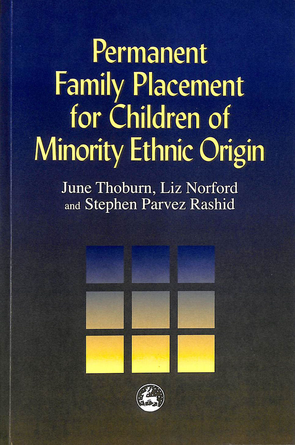 Image for Permanent Family Placement for Children of Minority Ethnic Origin