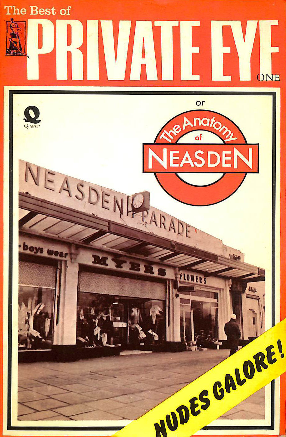 Image for Best of Private Eye 1972: Anatomy of Neasden