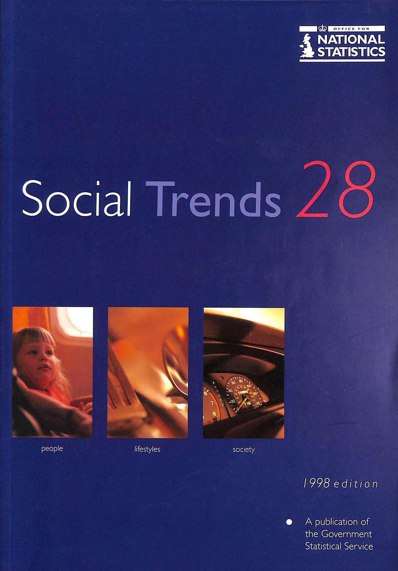 Image for Social Trends: 28