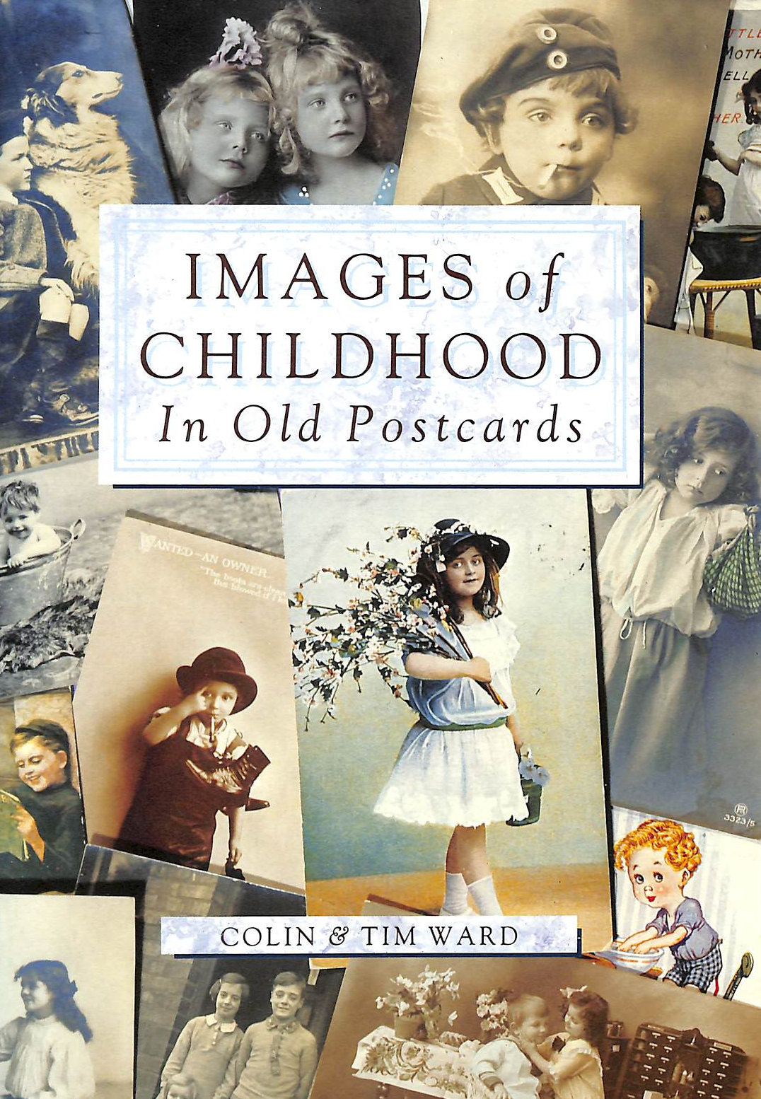 Image for Images of Childhood in Old Postcards