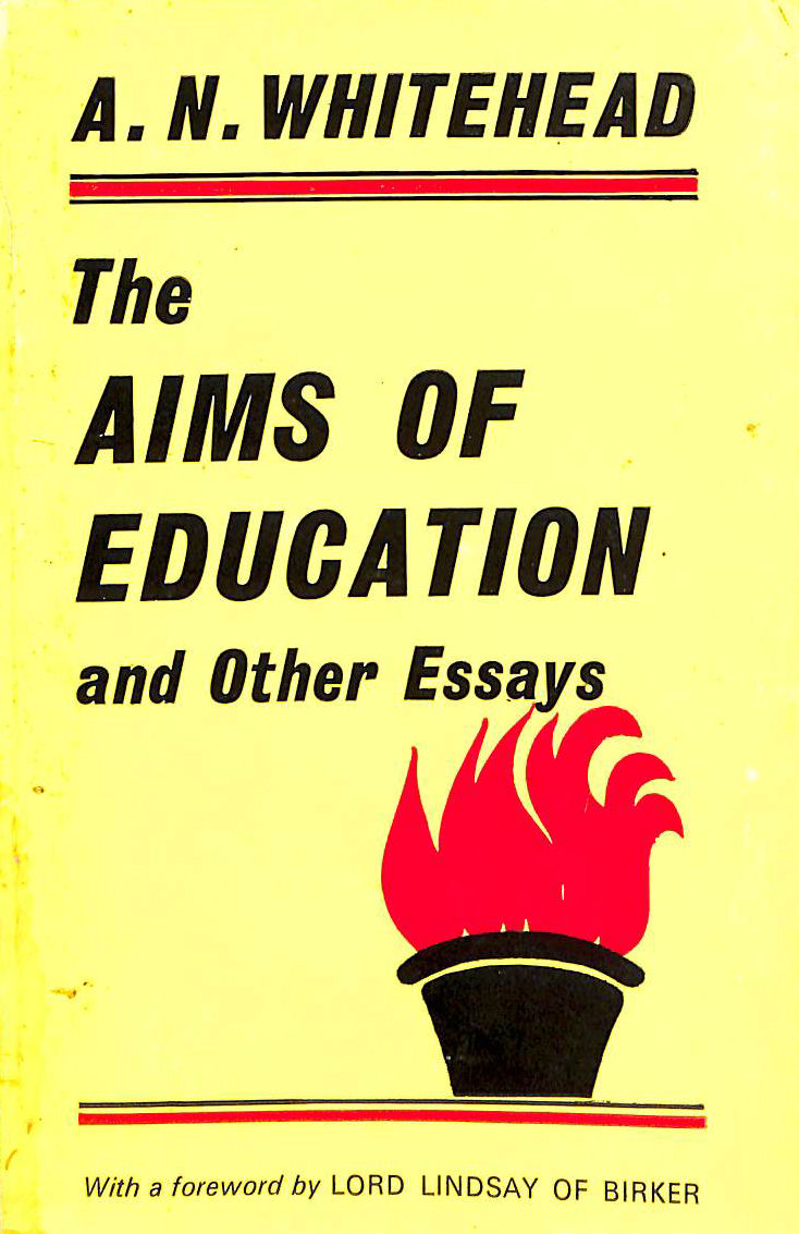 Image for Aims of Education and Other Essays